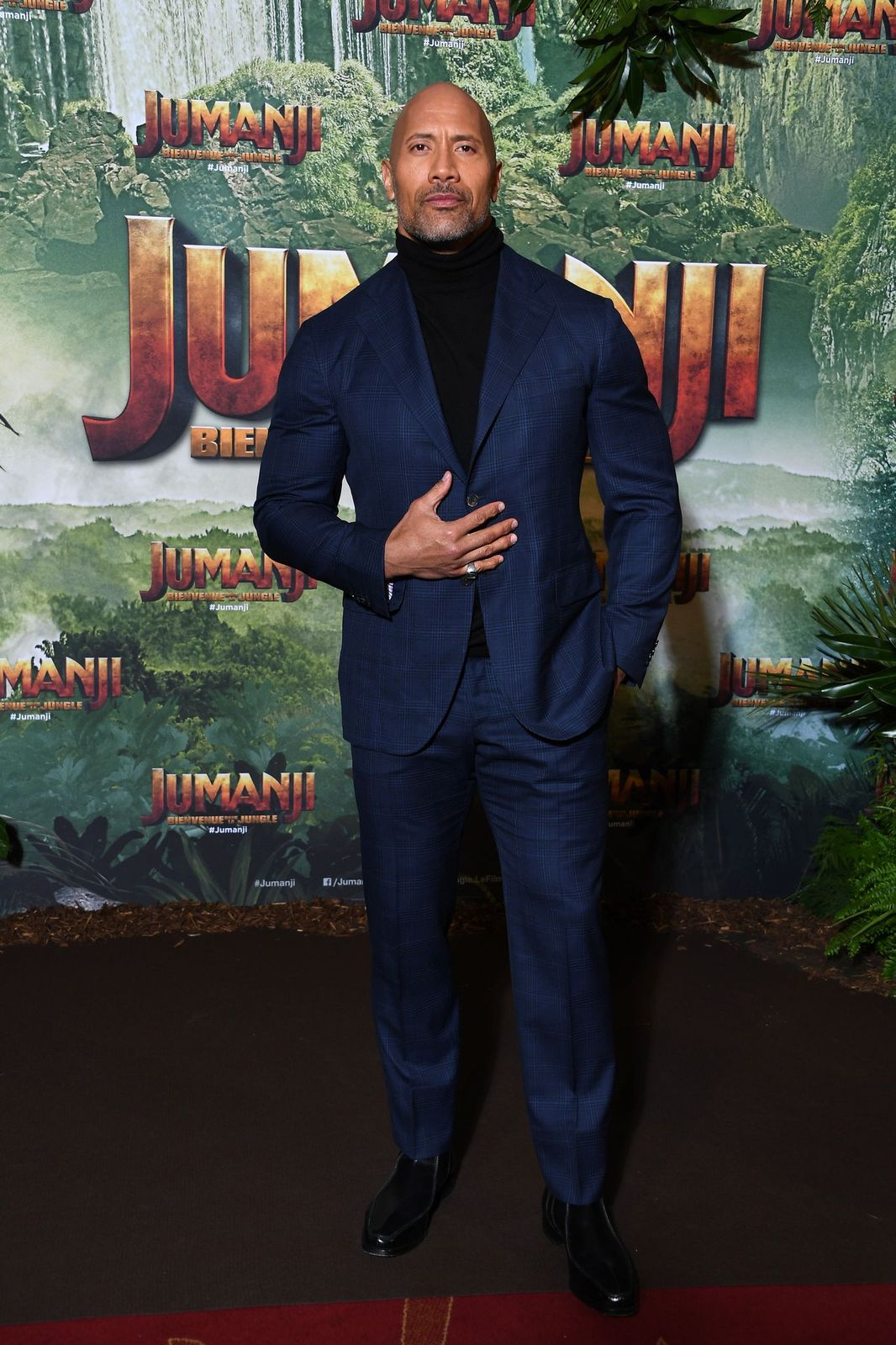 Dwayne Johnson/Photo:Getty Images