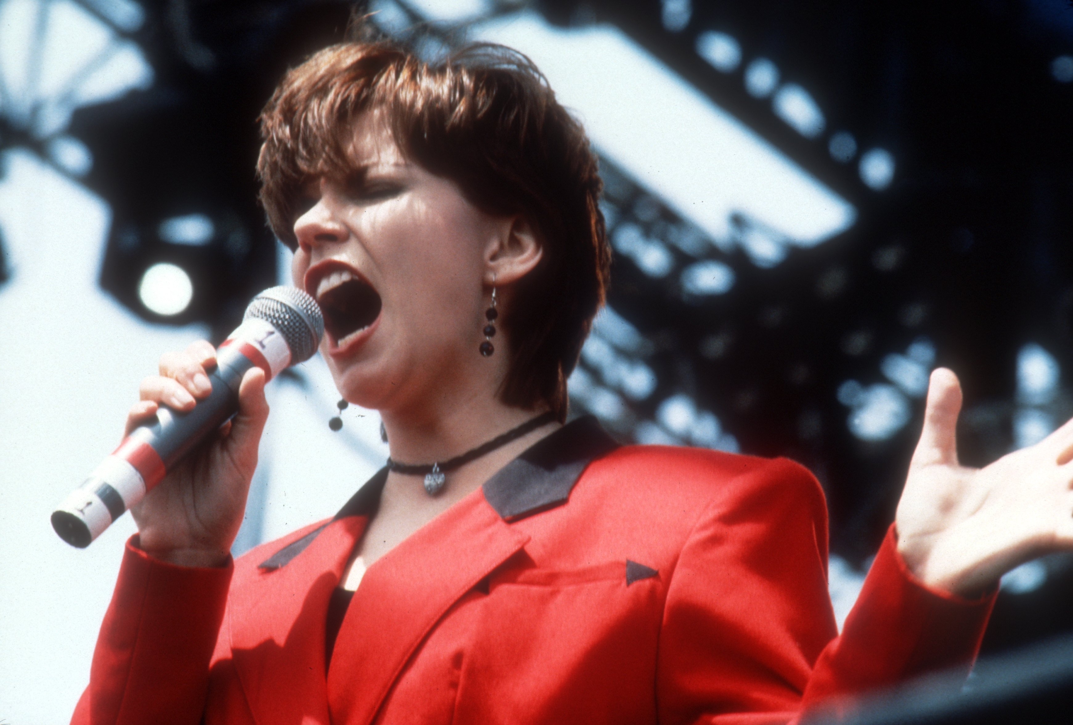 Image Credits: Getty Images | The Kansas native already had a knack for singing at the age of nine!