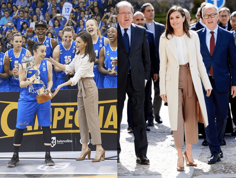 Image Credit: Getty Images/Europa Press Entertainment - Getty Images/Carlos Alvarez | The stunning Queen Letizia of Spain is photographed by the press.