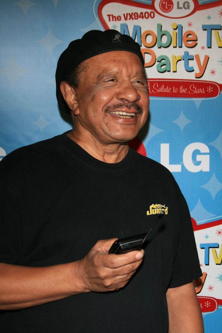 SHERMAN HEMSLEY Image Source: Getty Images.