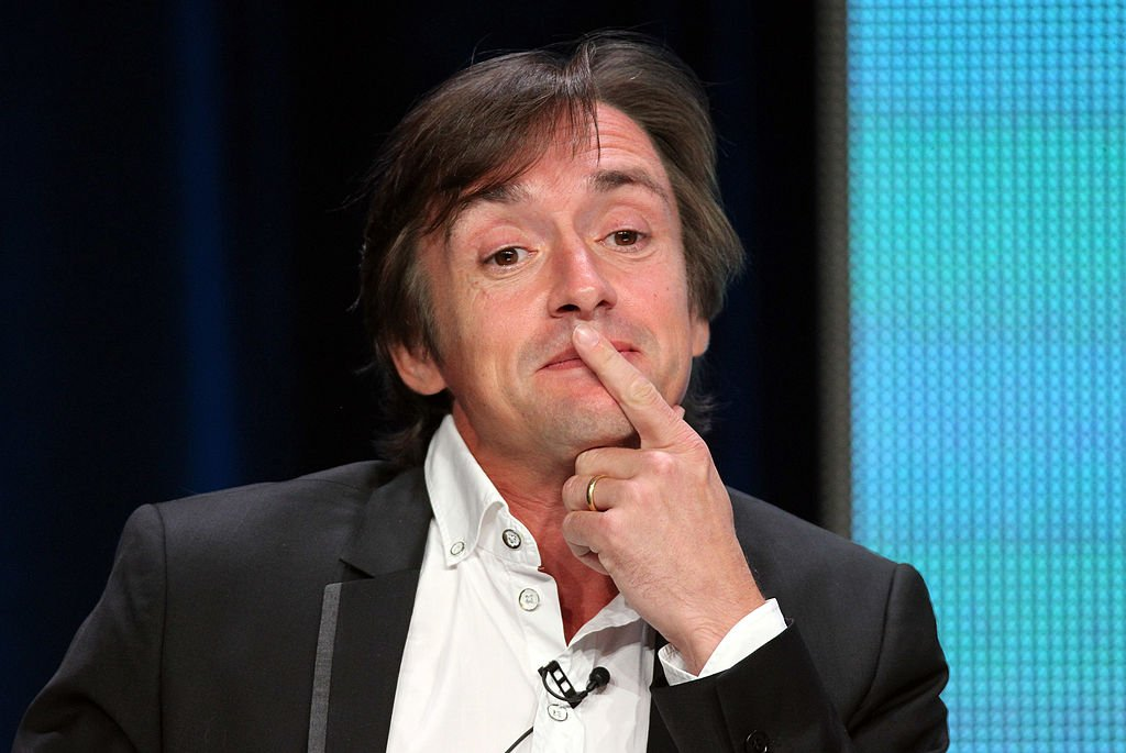 """Image Credits: Getty Images / Frederick M. Brown   Richard Hammond speaks at the """"Richard Hammond's Crash course"""" discussion panel during the BBC America portion of the 2012 Summer Television Critics Association tour at the Beverly Hilton Hotel on August 1, 2012 in Los Angeles, California."""
