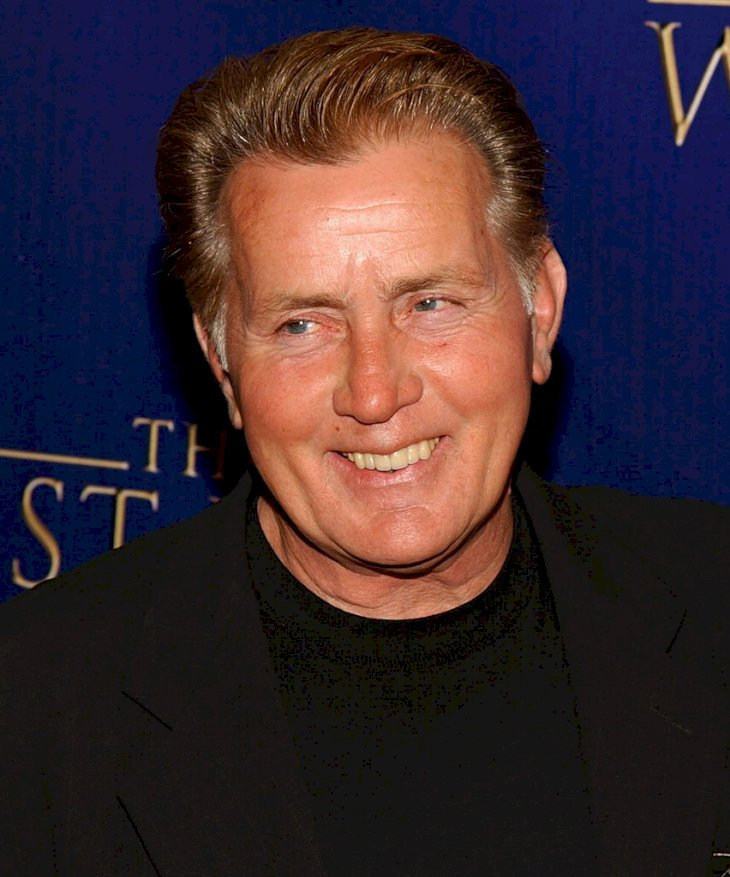 Image Credit: Getty Images/WireImages/Jean-Paul Aussenard | Martin Sheen 2003