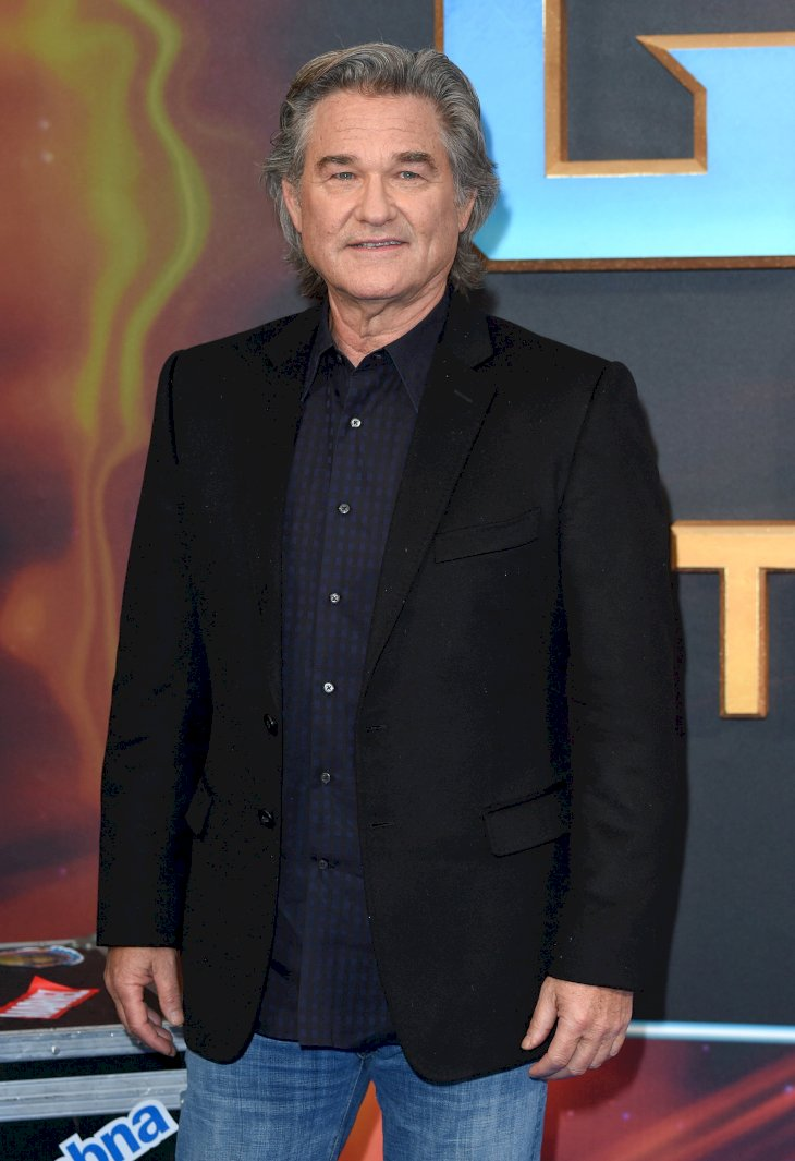 Image Credit: Getty Images / Kurt Russell on the red carpet.
