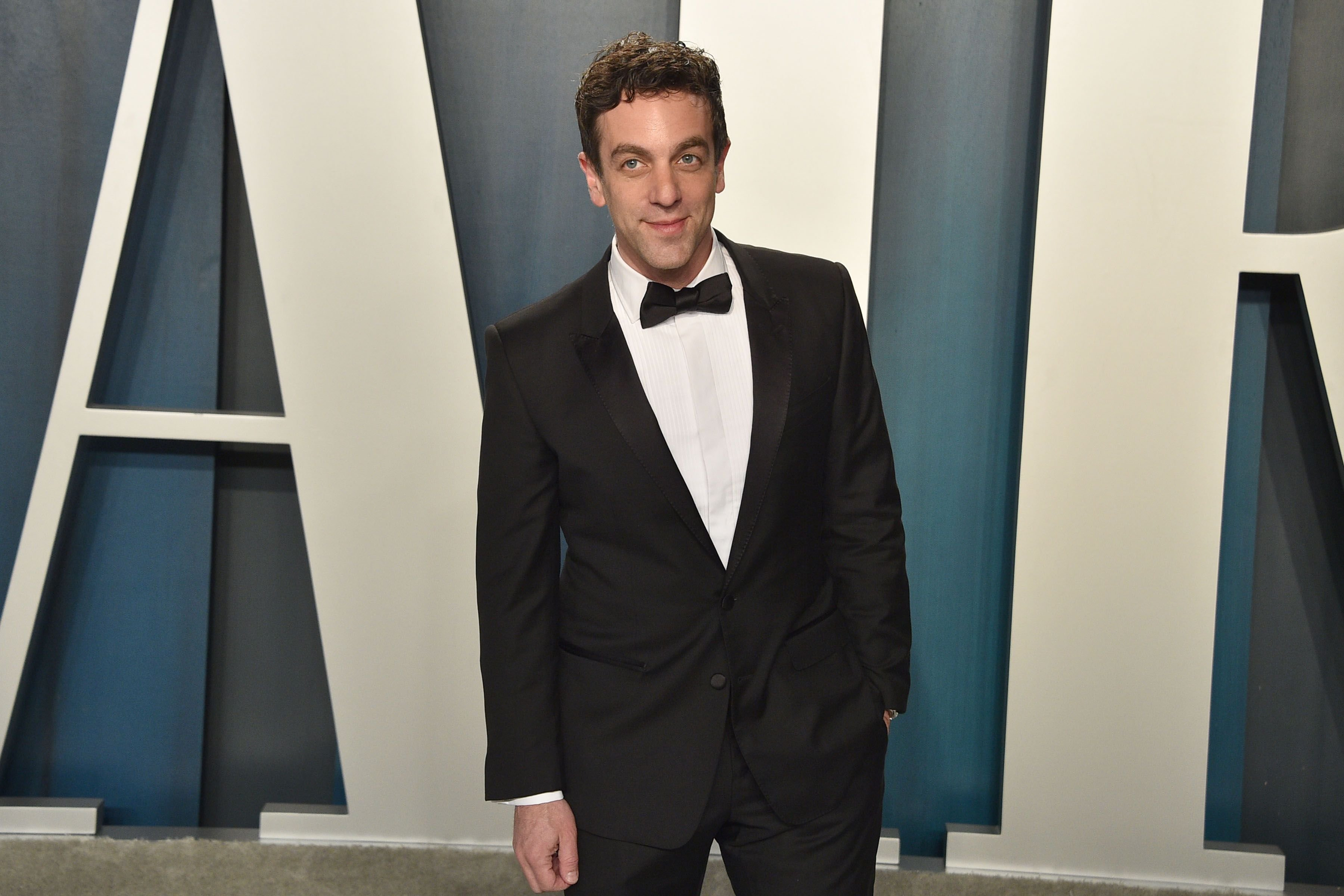 Mindy Kaling was in an on-again, off-again relationship with B.J. Novak / Getty Images