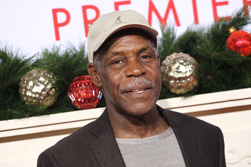 "Image Source: Getty Images/Tommaso Boddi| Danny Glover attends the premiere of Universal's ""Almost Christmas"" at Regency Village Theatre on November 3, 2016 in Westwood, California"