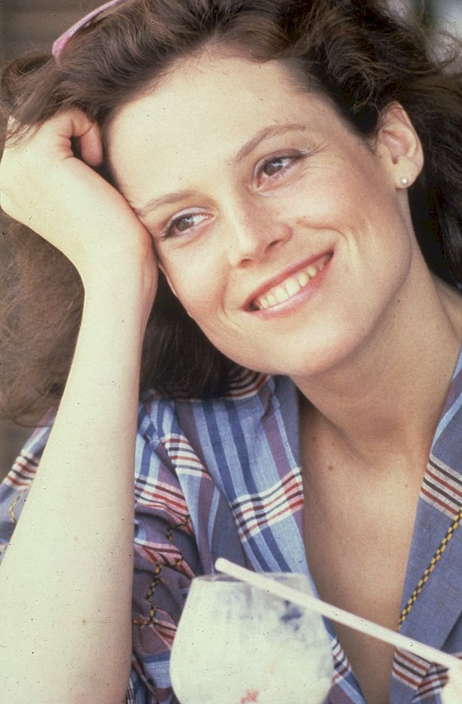 Image Credits: Getty Images / Hulton Archive | Sigourney Weaver circa 1980.
