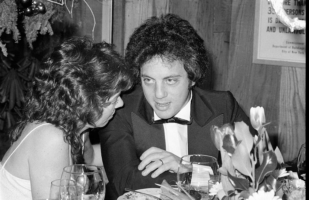 Image Credits: Getty Images / The LIFE Picture Collection | Billy Joel and wife, Elizabeth Weber.