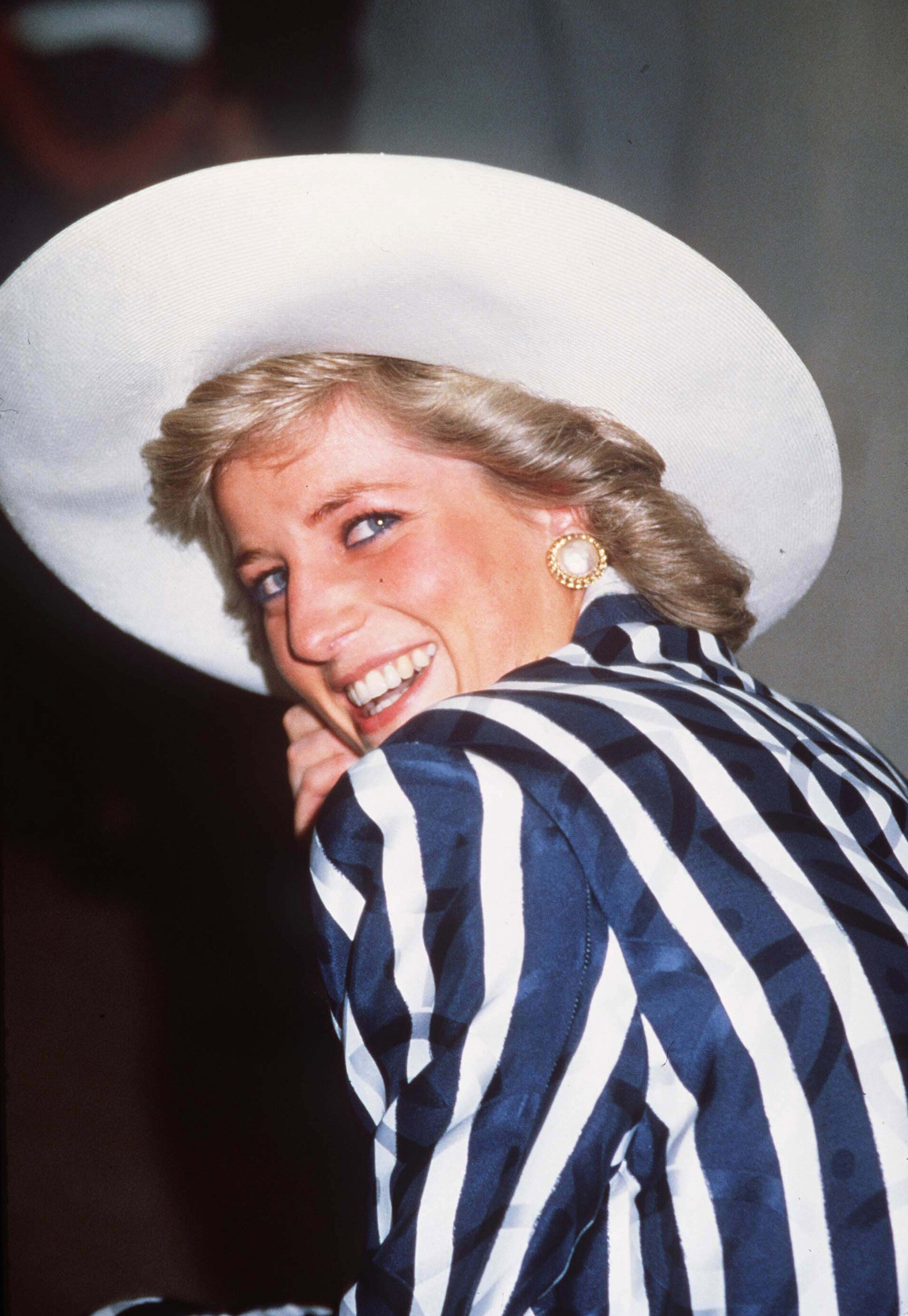 Image Credits: Getty Images | Princess Diana Smiling For The Camera