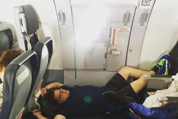 Passengers Who Turned Flight Journey Into A Jaw-Dropping Nightmare