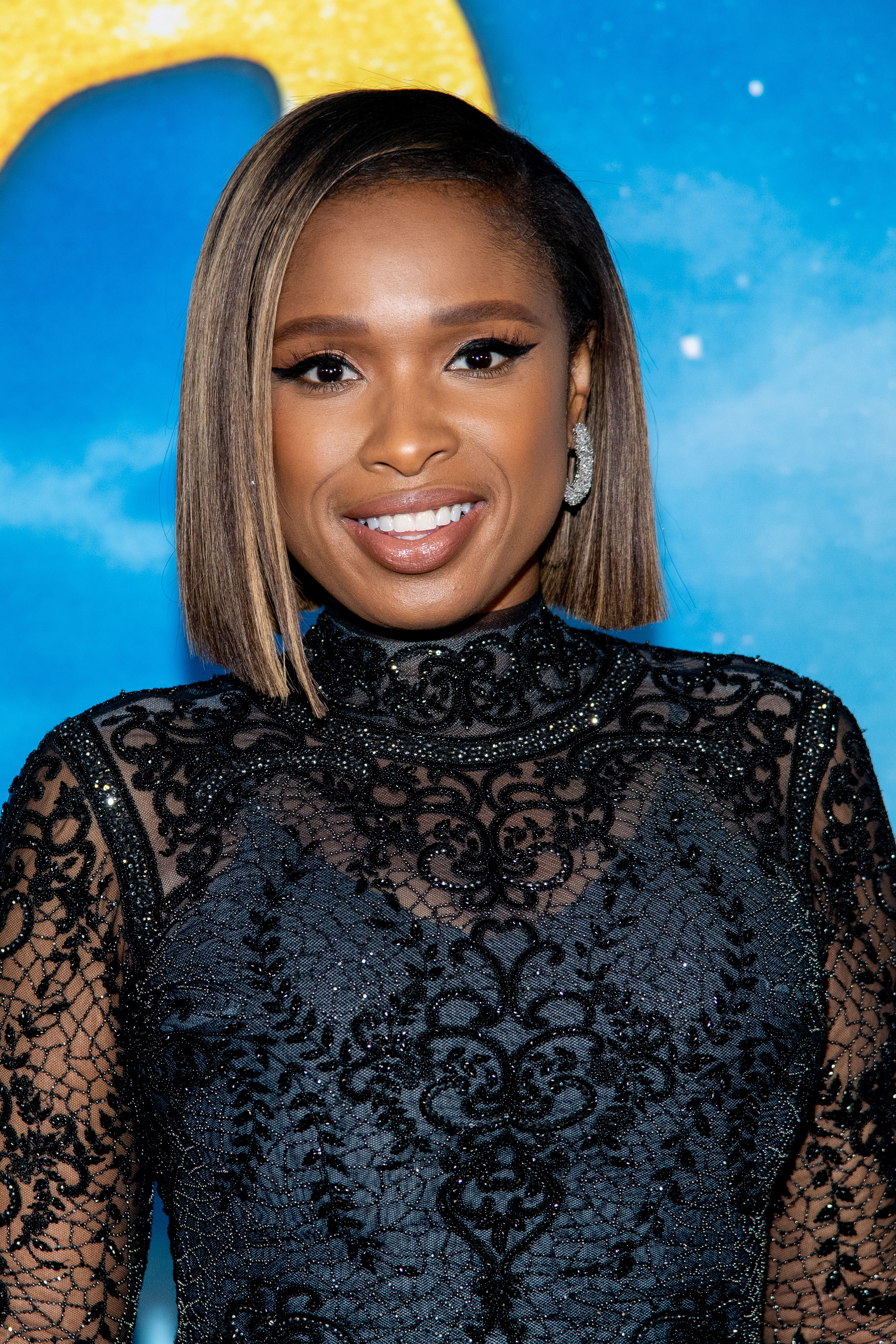 "NEW YORK, NEW YORK - DECEMBER 16: Jennifer Hudson attends the ""Cats"" World Premiere at Alice Tully Hall, Lincoln Center, 2019 in New York City/Photo:Getty Images"