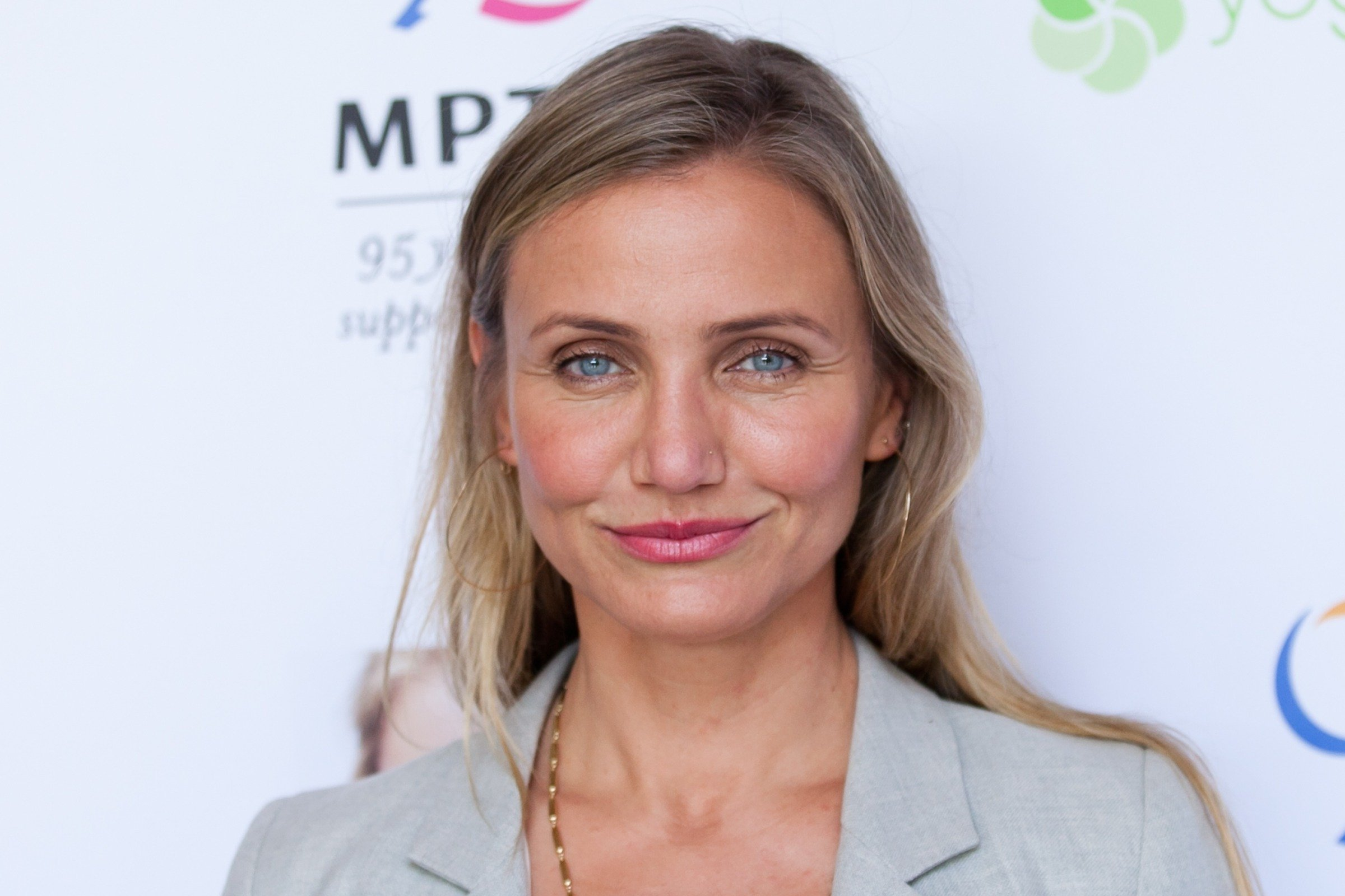Image Credit: Getty Images/Tibrina Hobson | Cameron Diaz attends the MPTF Celebration for health and fitness