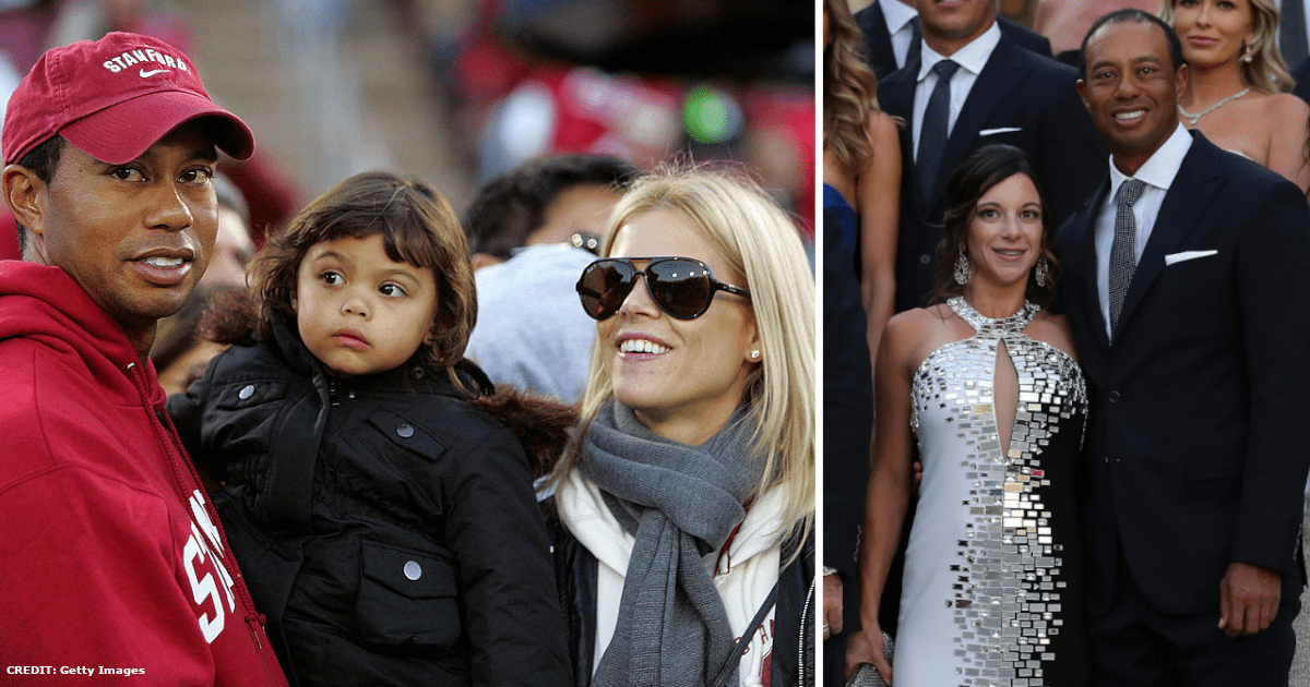 Meet Tiger Woods' Ex-Wife of Six Years and Their Children