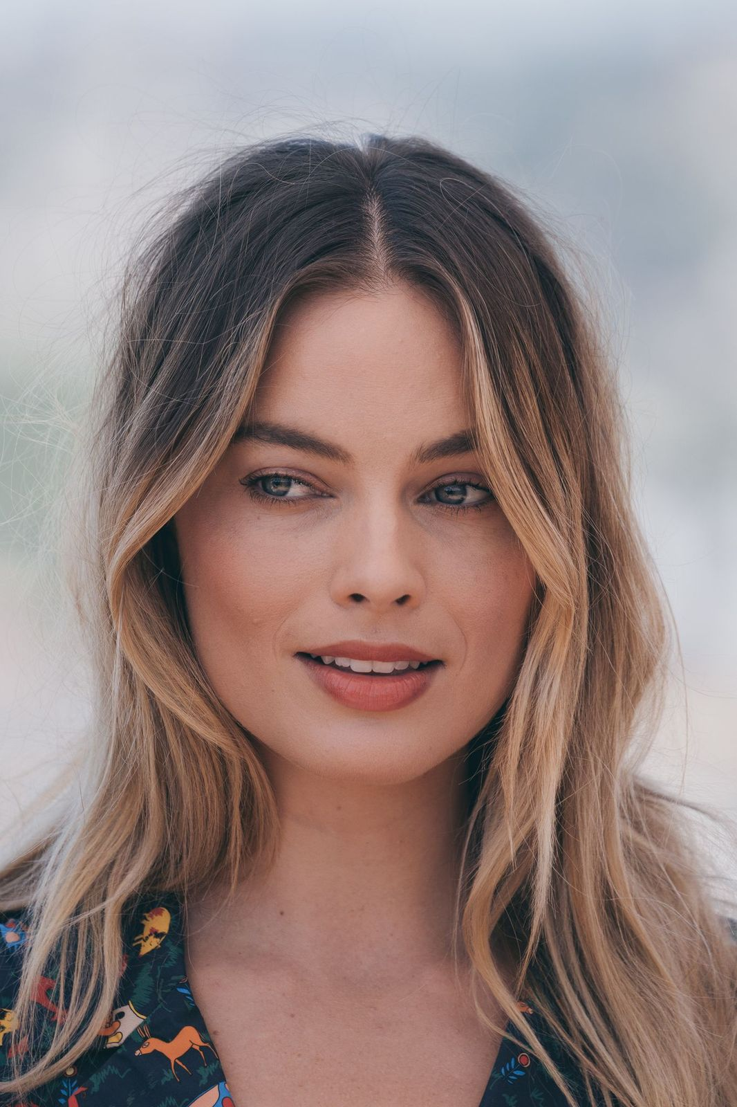 Photograph of Margot Robbie/Photo:Getty Images