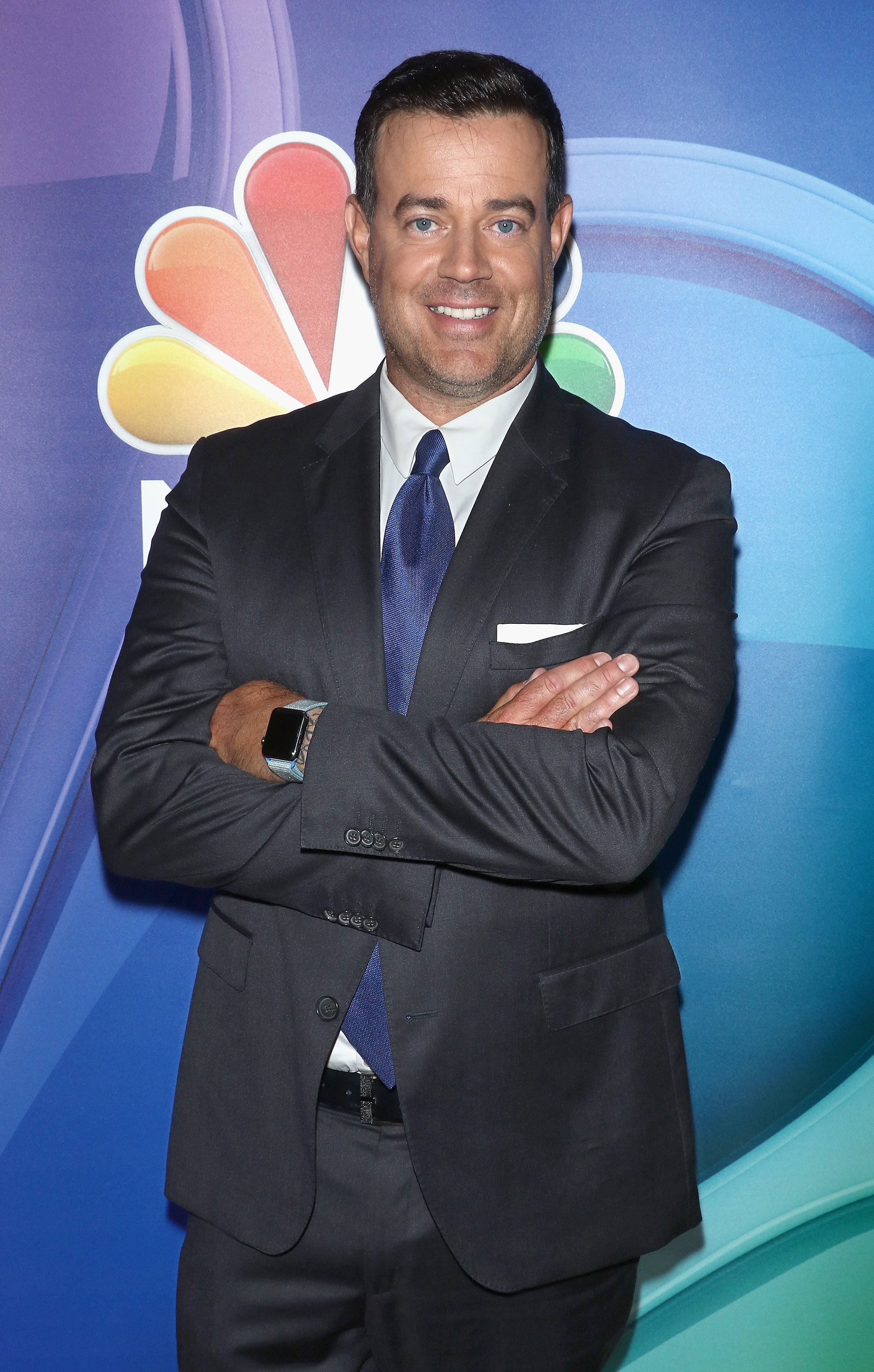 Carson Daly Image Source: Getty Images.