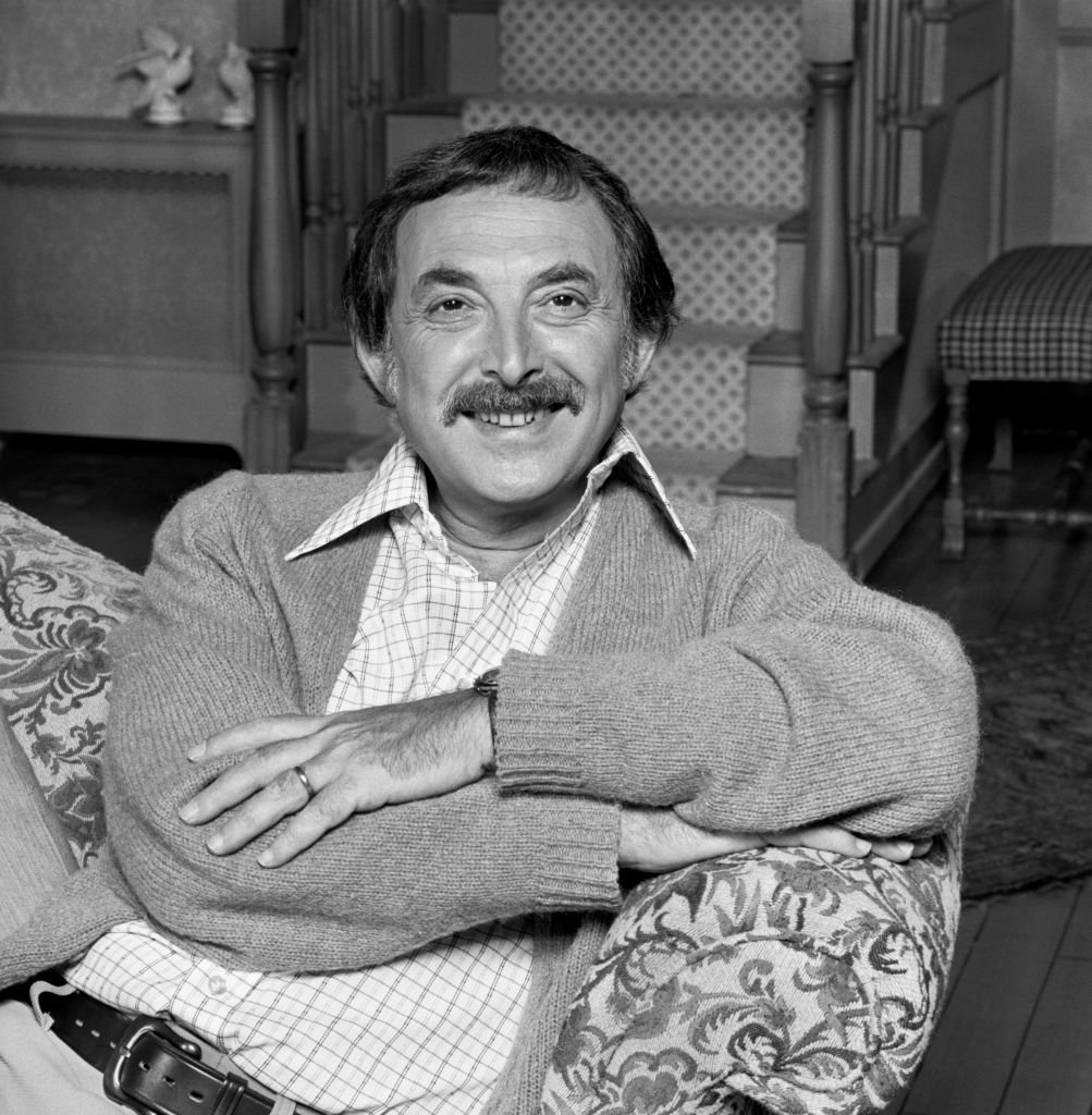 "Image Credits: Getty Images / CBS | Bill Macy portrays Walter Findlay on the CBS television series, ""Maude."" Image dated: July 29, 1972 Los Angeles, CA."
