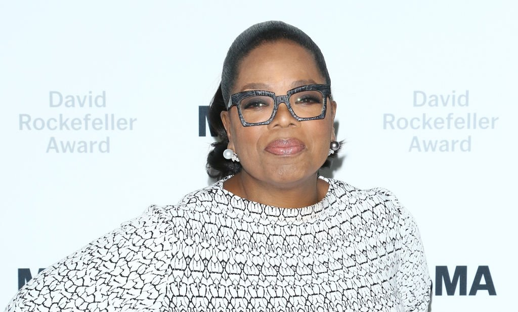 Image Credit: Getty Images / Oprah Winfrey attends the 2018 MoMA David Rockefeller Award Luncheon Honoring Oprah at The Ziegfeld Ballroom on March 6, 2018 in New York City.