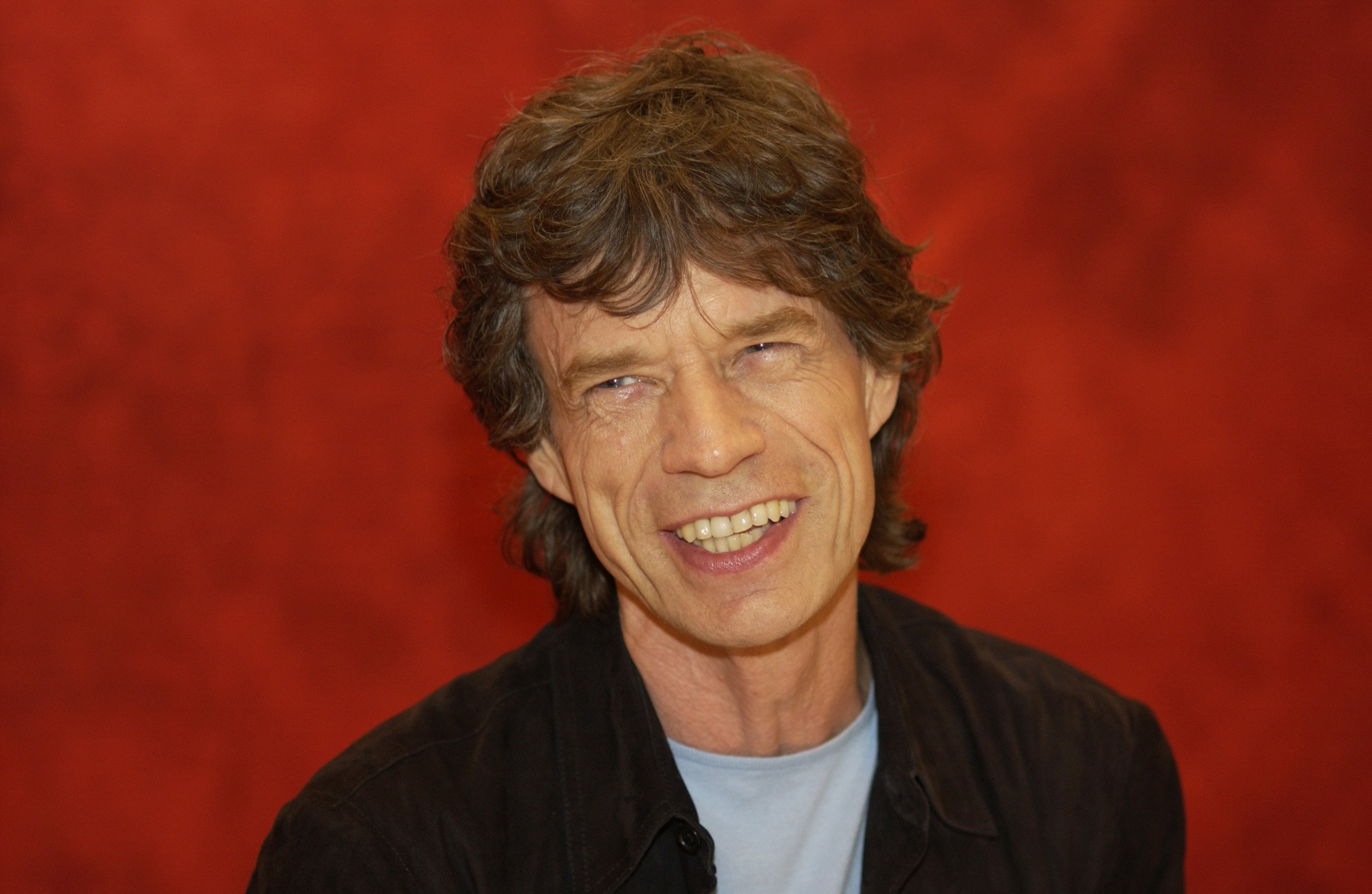 Image Source: Getty Images/Photo of Mick Jagger