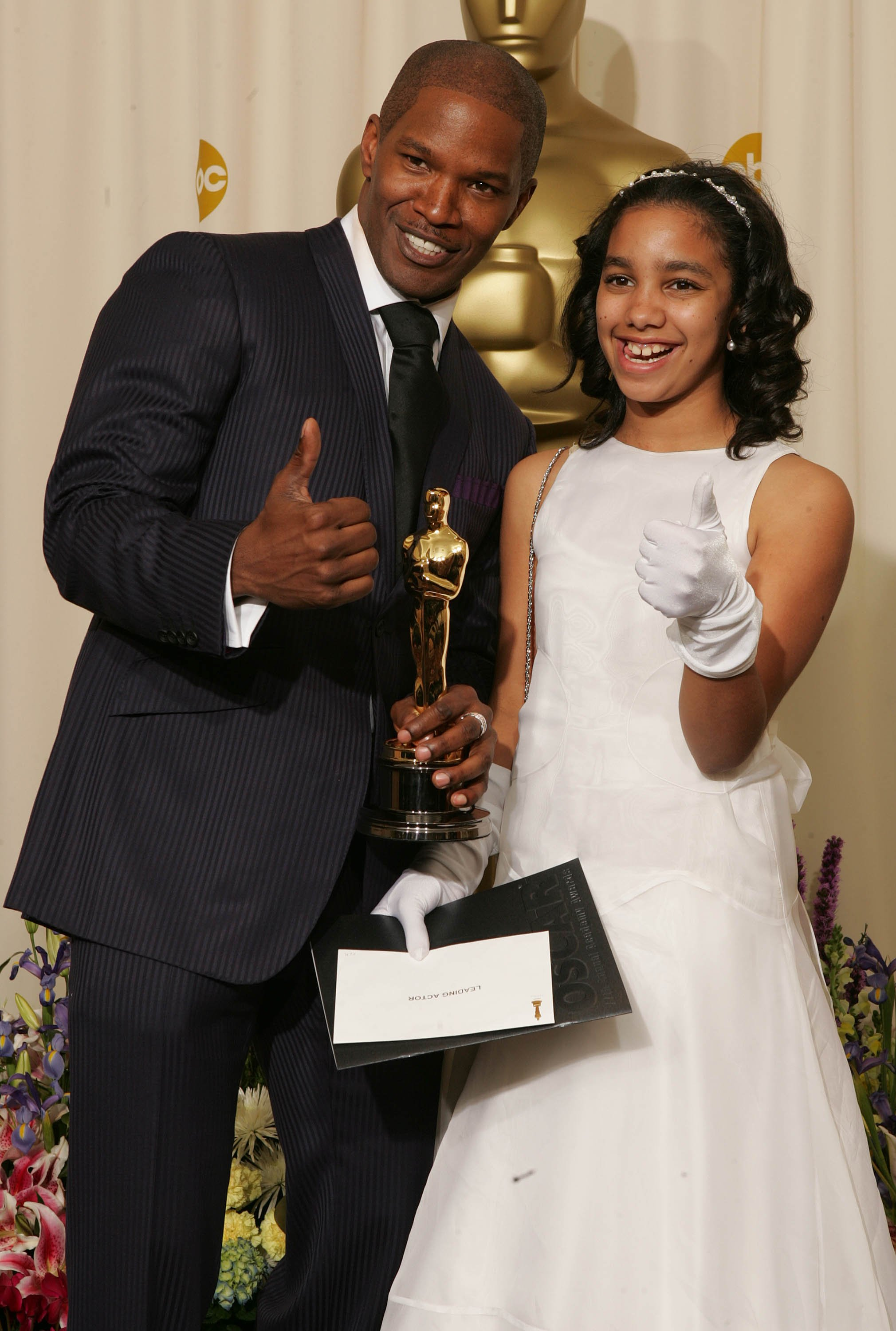 Image Credits: Getty Images | Jamie Foxx with his daughter