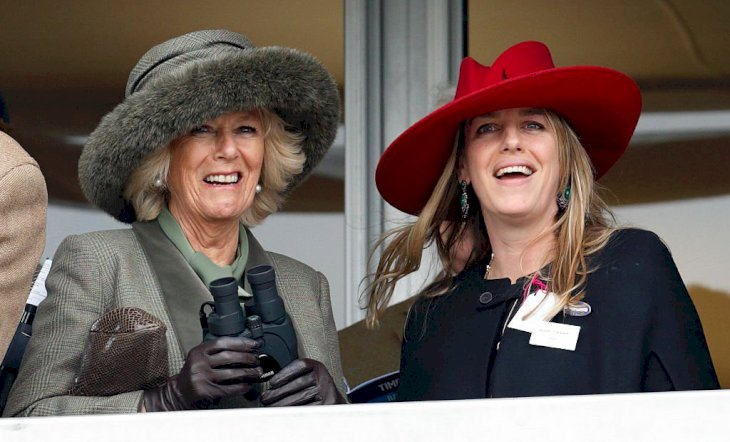 Image Credit: Getty Images/Max Mumby/Indigo | Duchess Camilla and her daugher, Laura Lopes