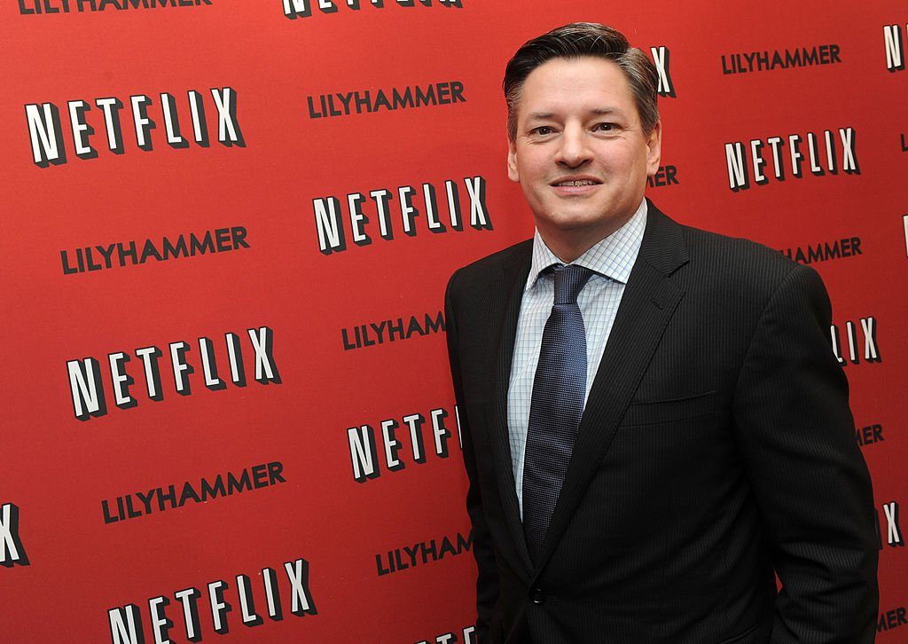 "Image Credits: Getty Images / Jason Kempin | Netflix Chief Content Officer Ted Sarandos attends the North American Premiere Of ""Lilyhammer"", a Netflix Original Series at Crosby Street Hotel on February 1, 2012 in New York City."