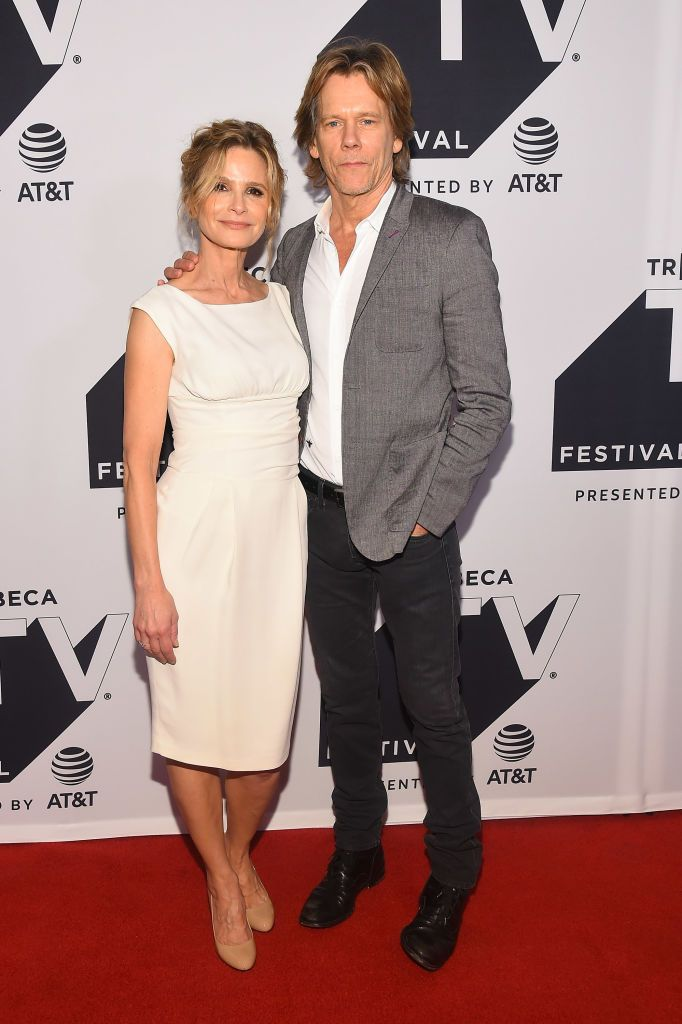 Kevin Bacon and Kyra Sedgwick/Photo:Getty Images