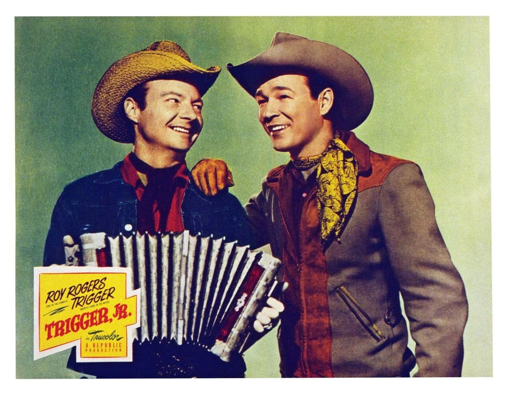 Pat Brady & Roy Rogers | Image Source: Getty Images