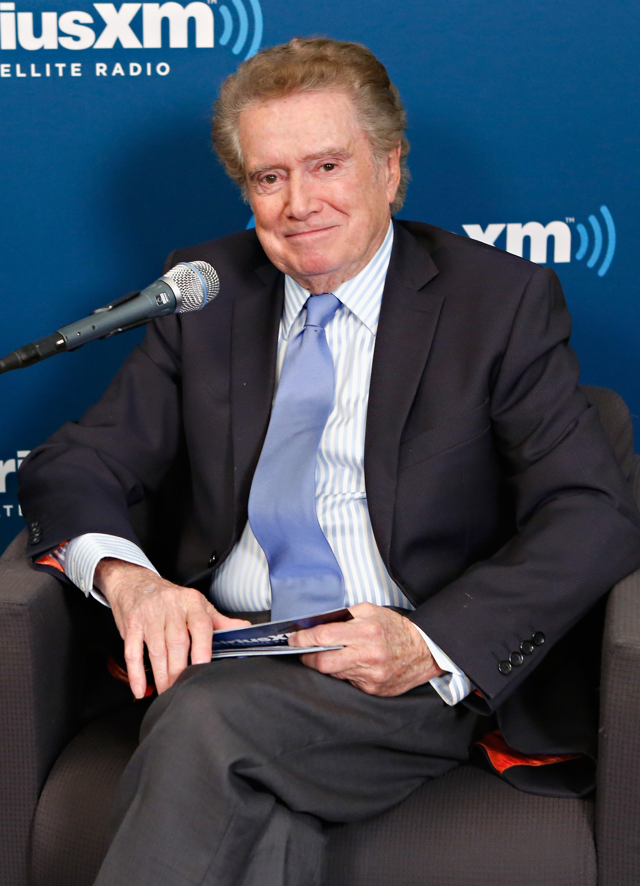 Image Credits: Getty Images | Regis Philbin is one of the most recognized faces in American TV