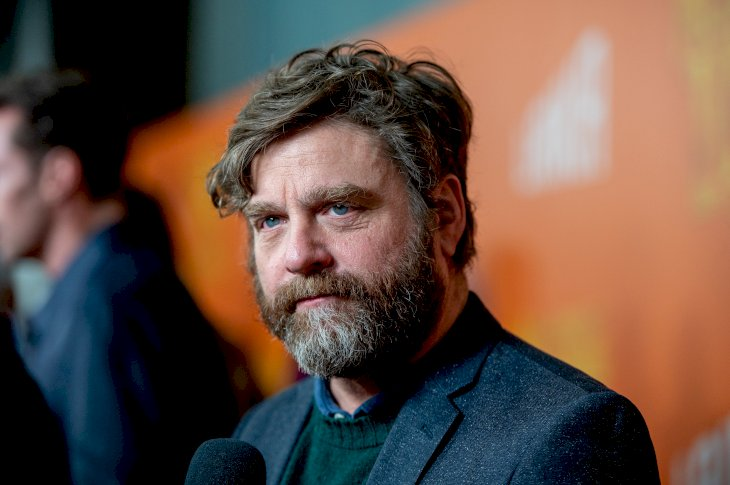 Image Credit: Getty Images / Zach Galifianakis at an event.
