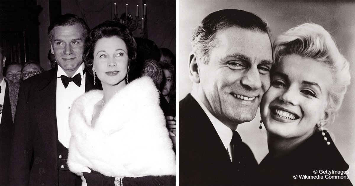 Glimpse Into Vivien Leigh's and Laurence Olivier's Dramatic Love Story
