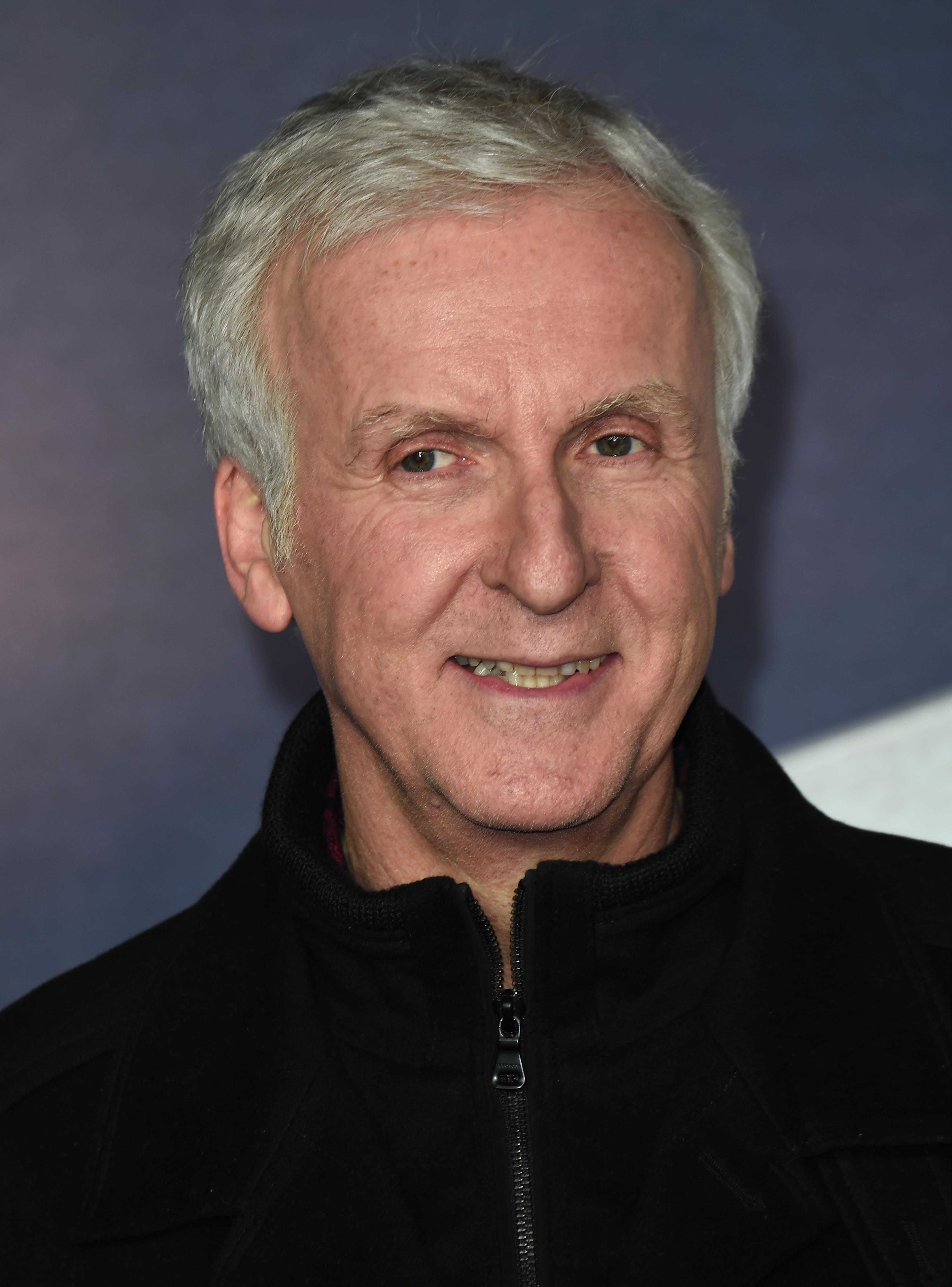 Image Source: Getty Images | A photo of James Cameron