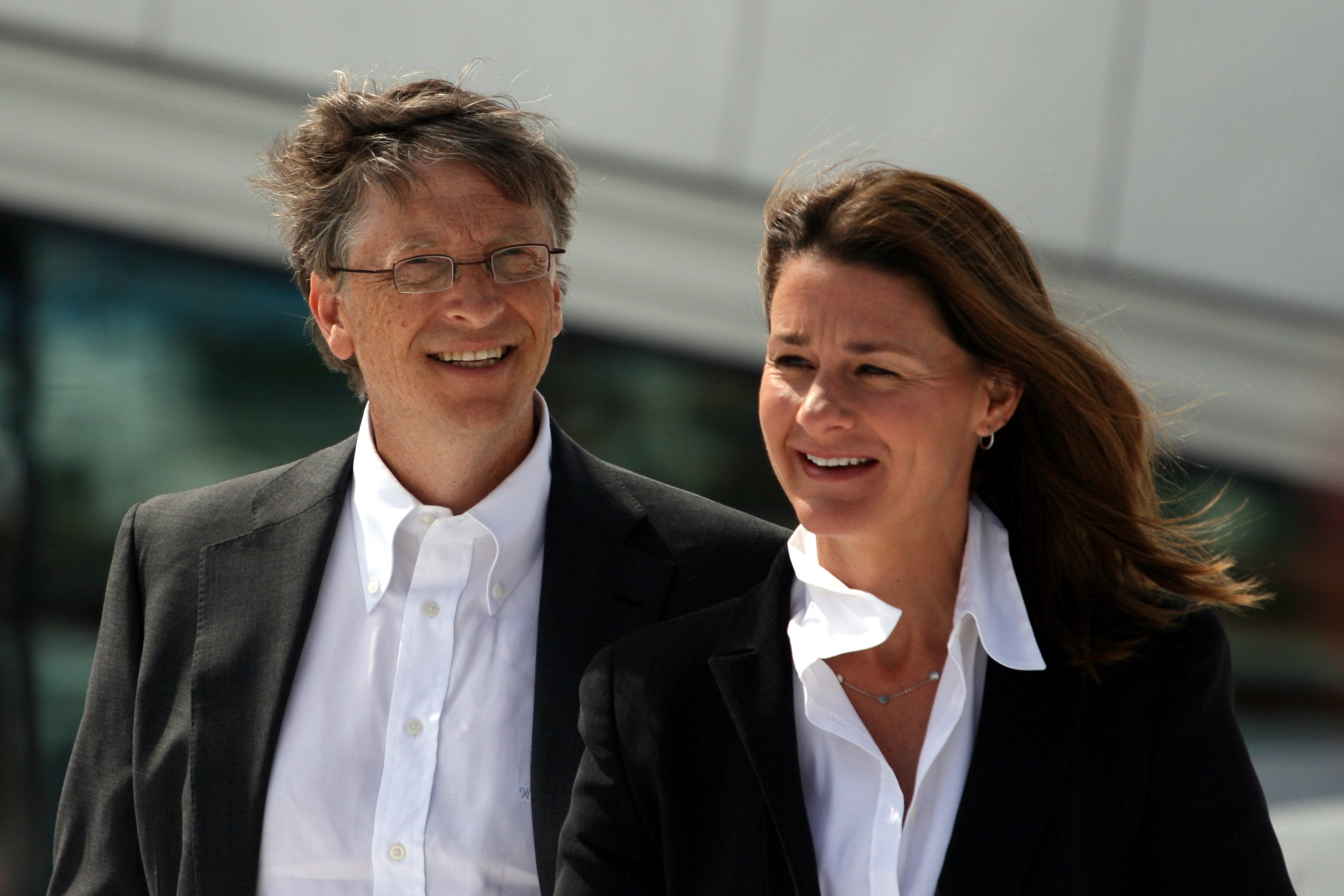 Wives (and Ex-Wives) Of the Richest Men On Earth