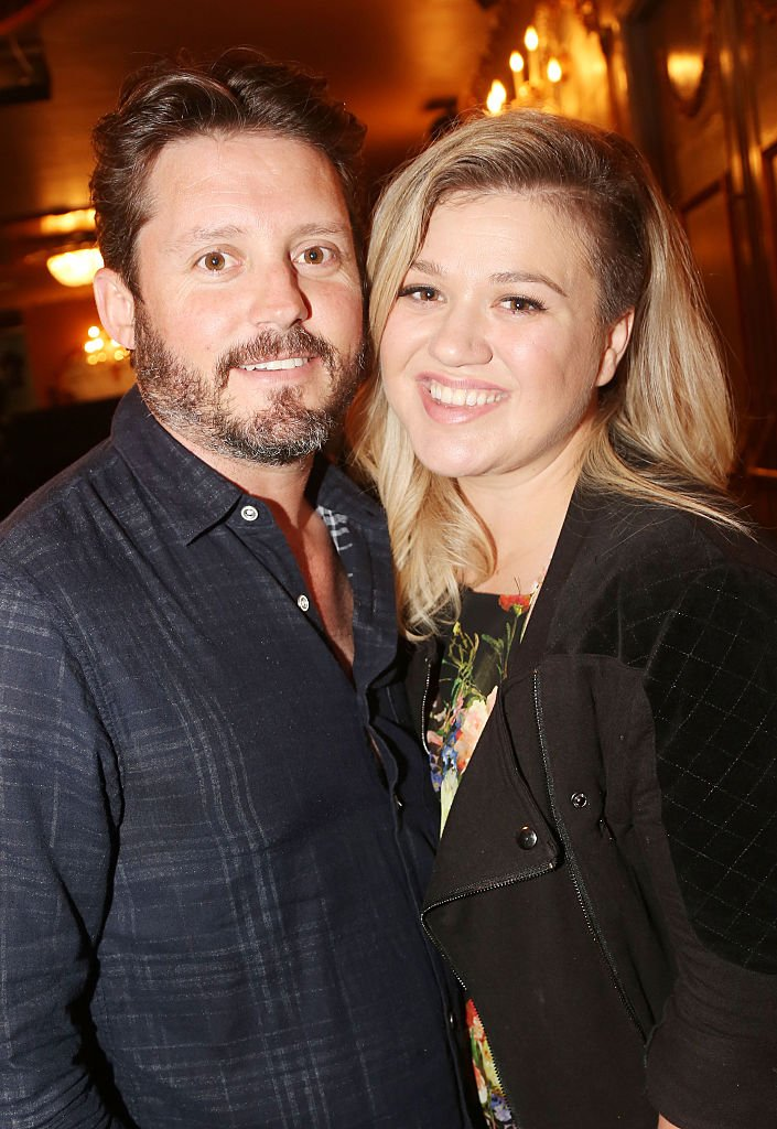 Image Credits: Getty Images / Bruce Glikas/FilmMagic | Brandon Blackstock and Kelly Clarkson in 2015