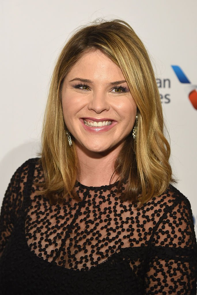 Image Credits: Getty Images / Kevin Mazur | Jenna Bush Hager attends Billboard's 10th Annual Women In Music on Lifetime at Cipriani 42nd Street on December 11, 2015 in New York City.