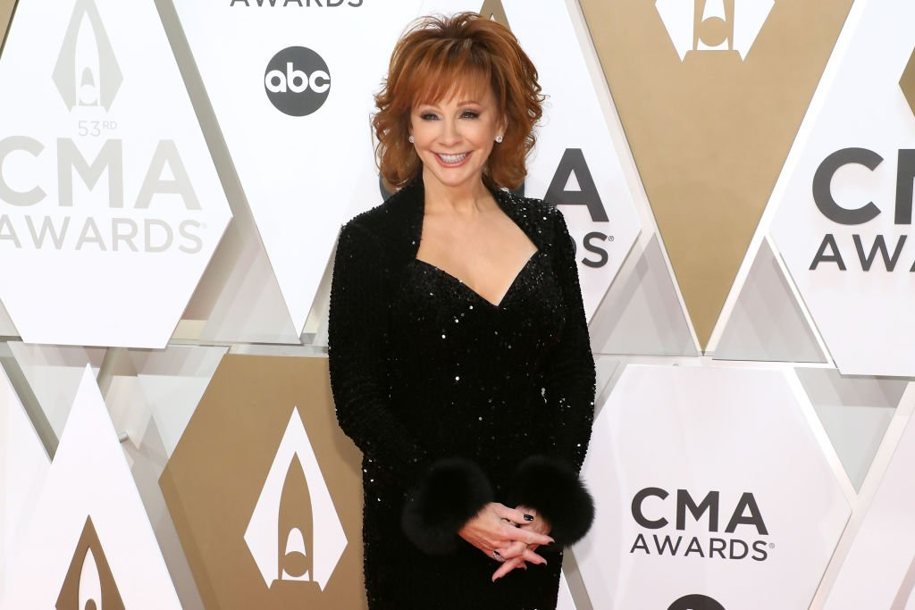 Image Credit: Getty Images / Reba McEntire attends the 53nd annual CMA Awards at Bridgestone Arena on November 13, 2019 in Nashville, Tennessee.