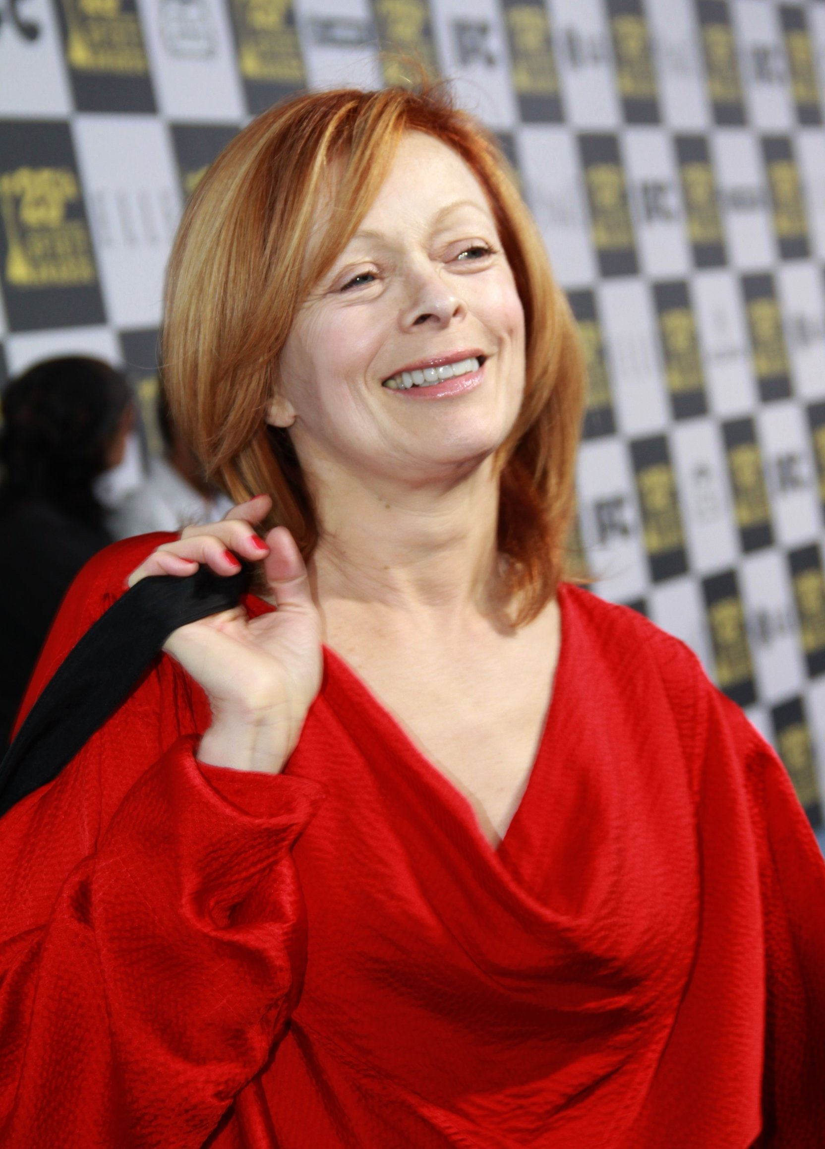 Tomdog, Frances Fisher at the 2010 Independent Spirit Awards, CC BY-SA 3.0