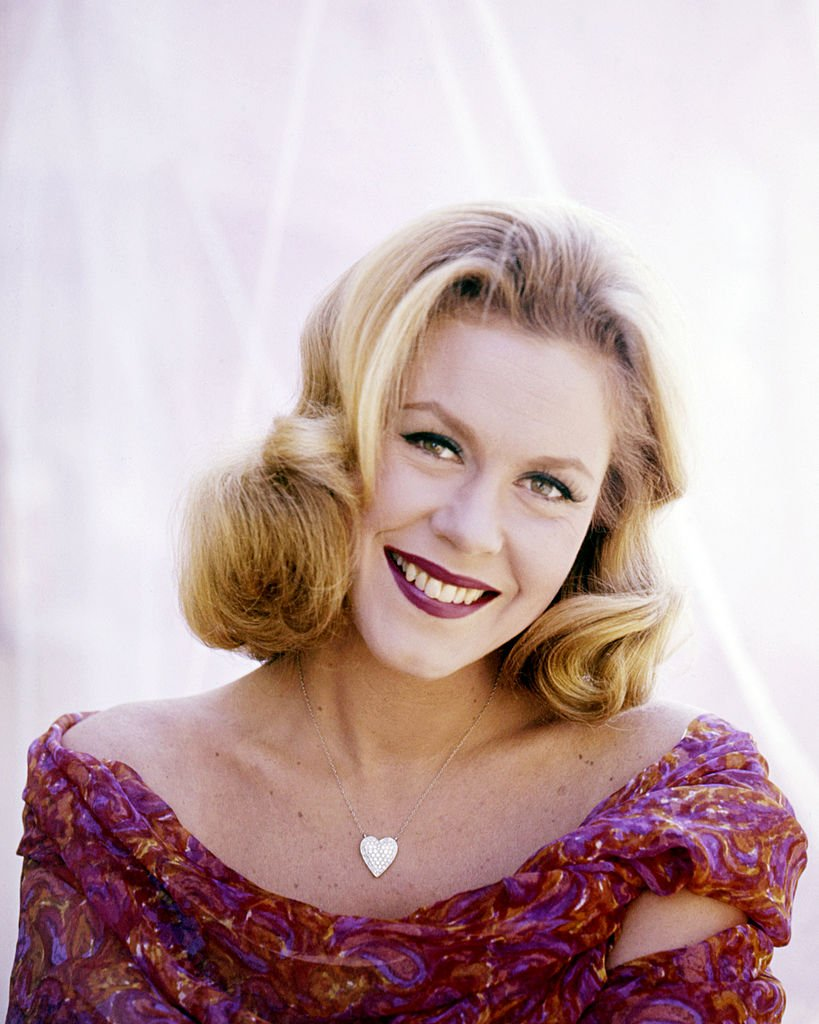 Image Credits: Getty Images / Silver Screen Collection | American actress Elizabeth Montgomery (1933 - 1995), circa 1965.