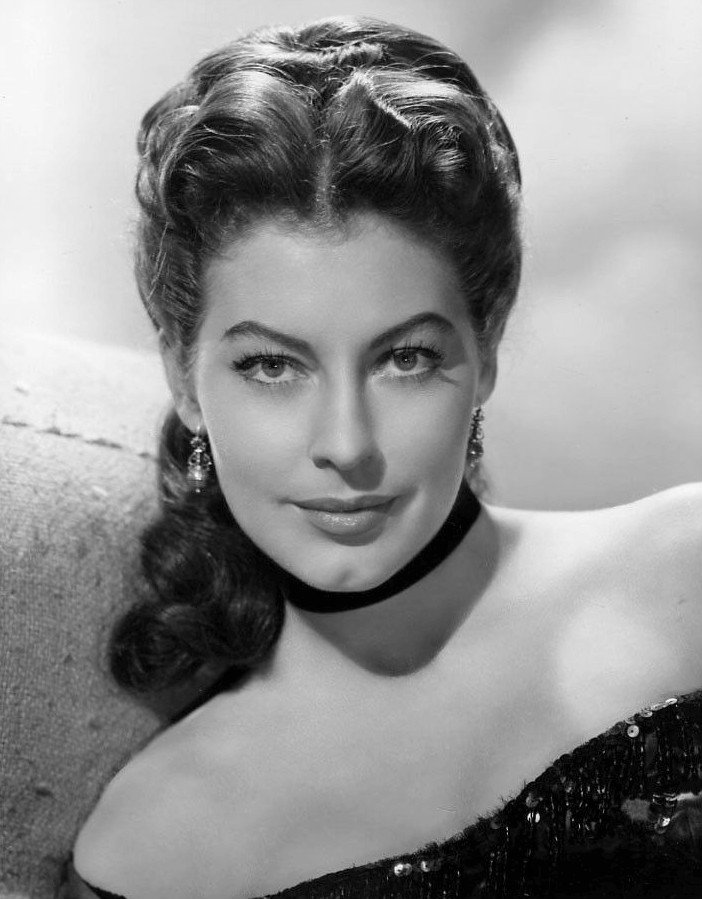 Image Source: Wikimedia Commons| Ava Gardner from her role in Show Boat.