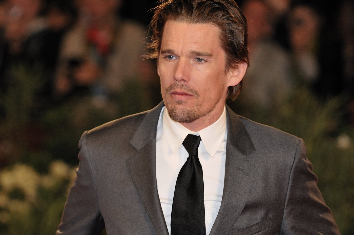 Ethan Hawke Image Source: Wikimedia Commons