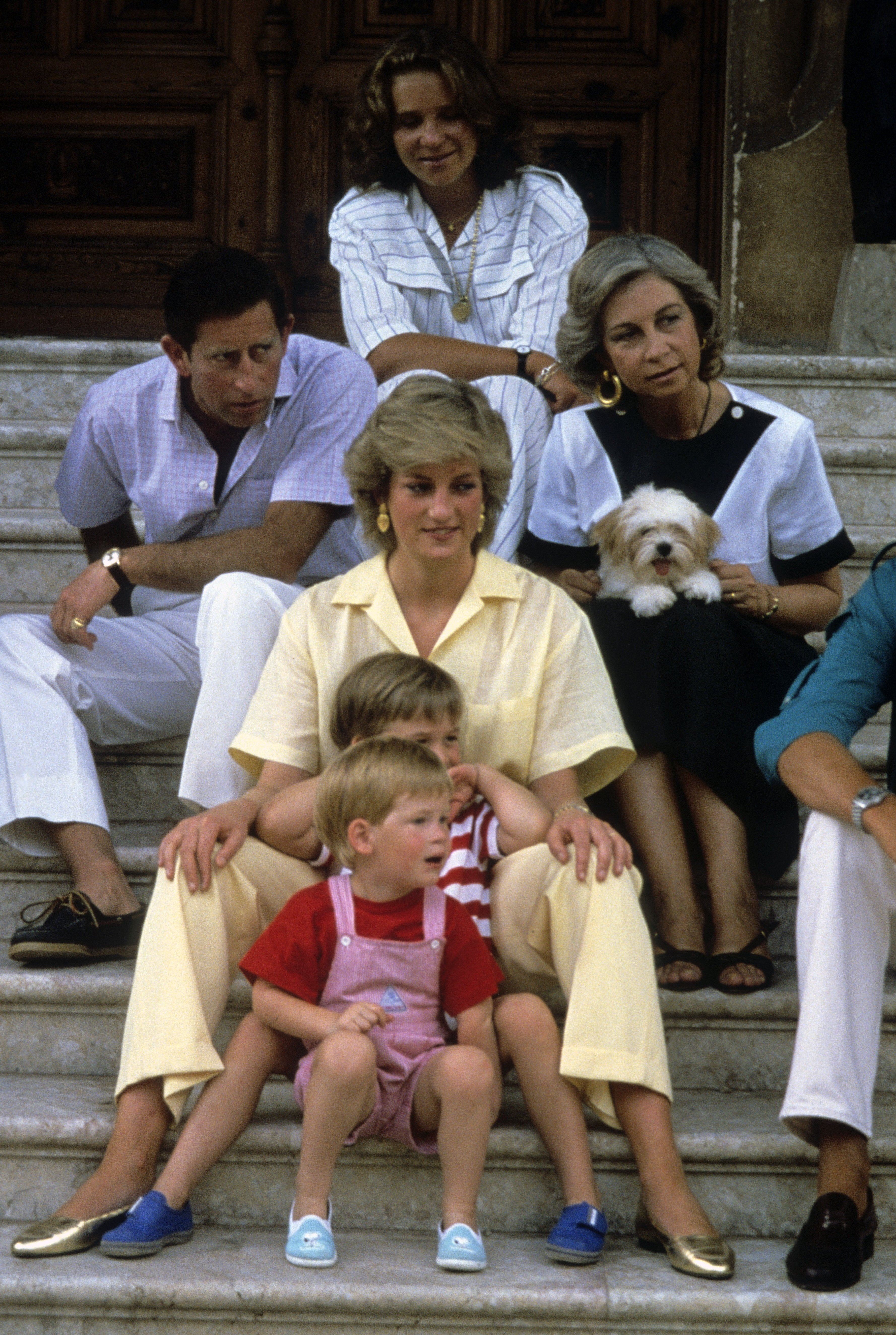 Image Credits: Getty Images | Princess Diana was always a hands-on mother with her own fashion sense