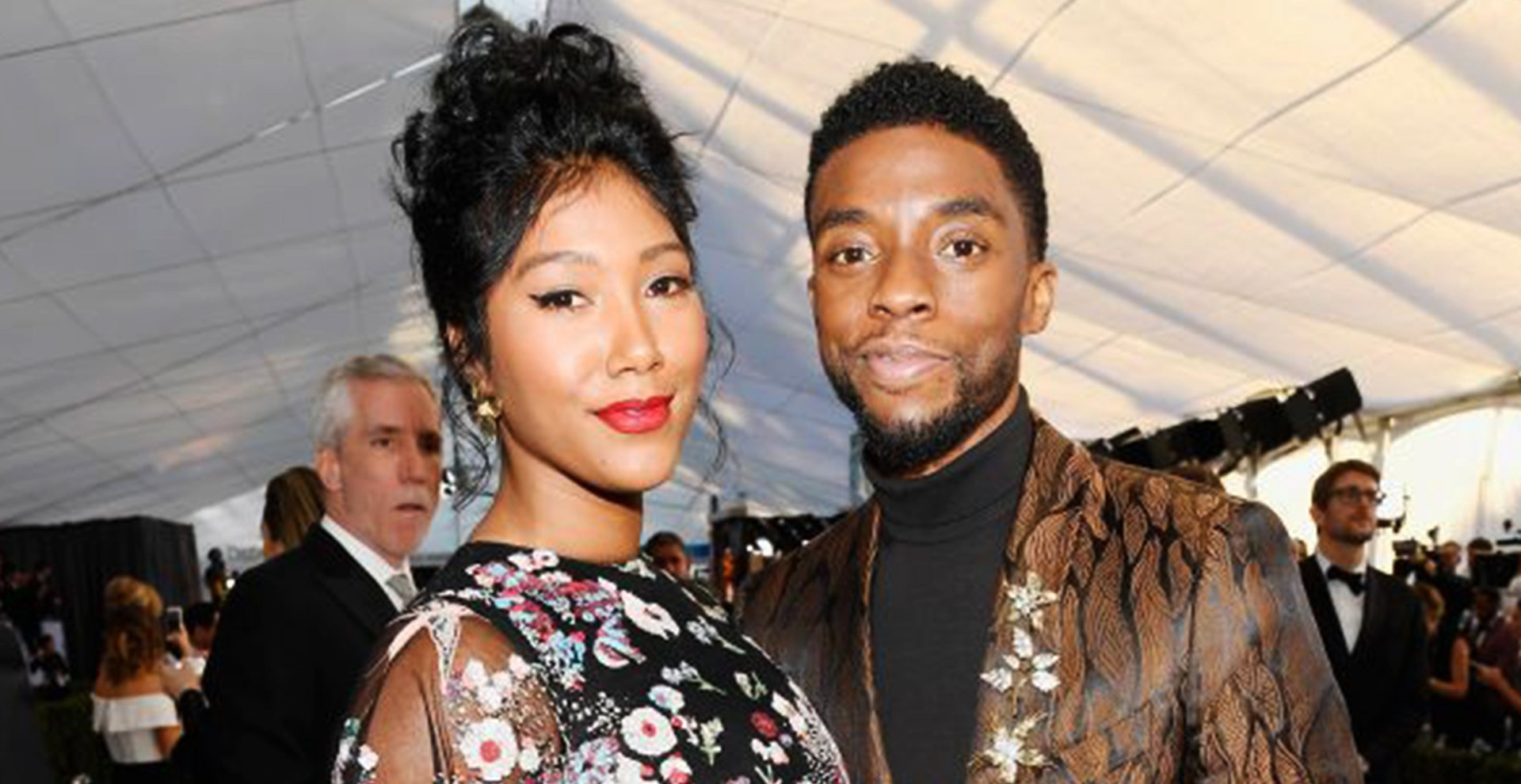 The Love Story Of Chadwick Boseman and Taylor Simone Ledward