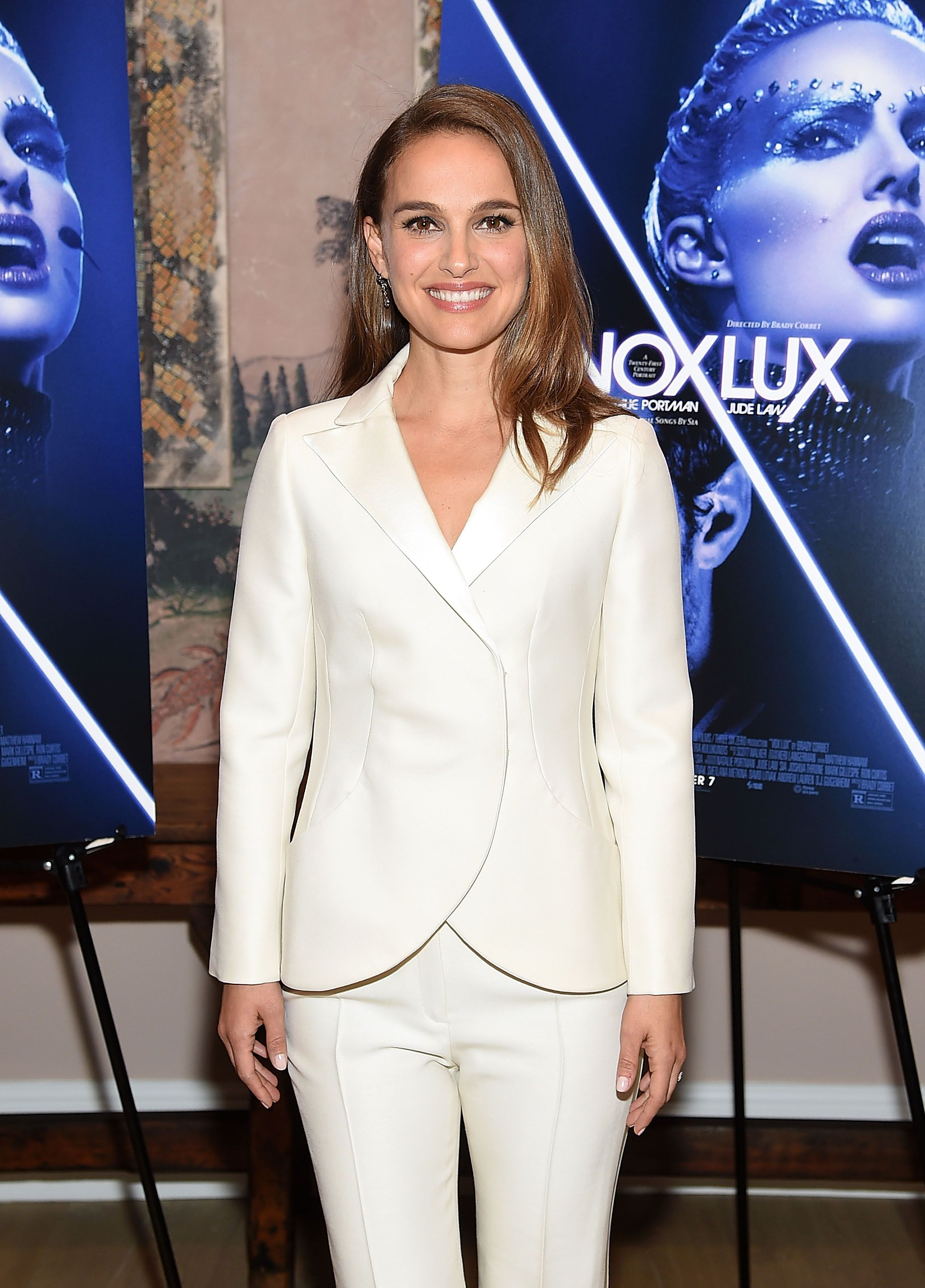 "Natalie Portman attends the ""Vox Lux"" New York Screening at the Whitby, 2018 in New York City/Photo:Getty Images"