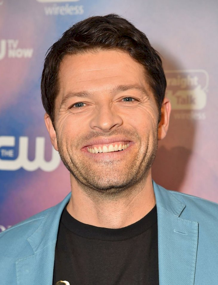 "Image Credits: Getty Images / Alberto E. Rodriguez | Actor Misha Collins attends the CW's Fan Party to Celebrate the 200th episode of ""Supernatural"" on November 3, 2014 in Los Angeles, California."