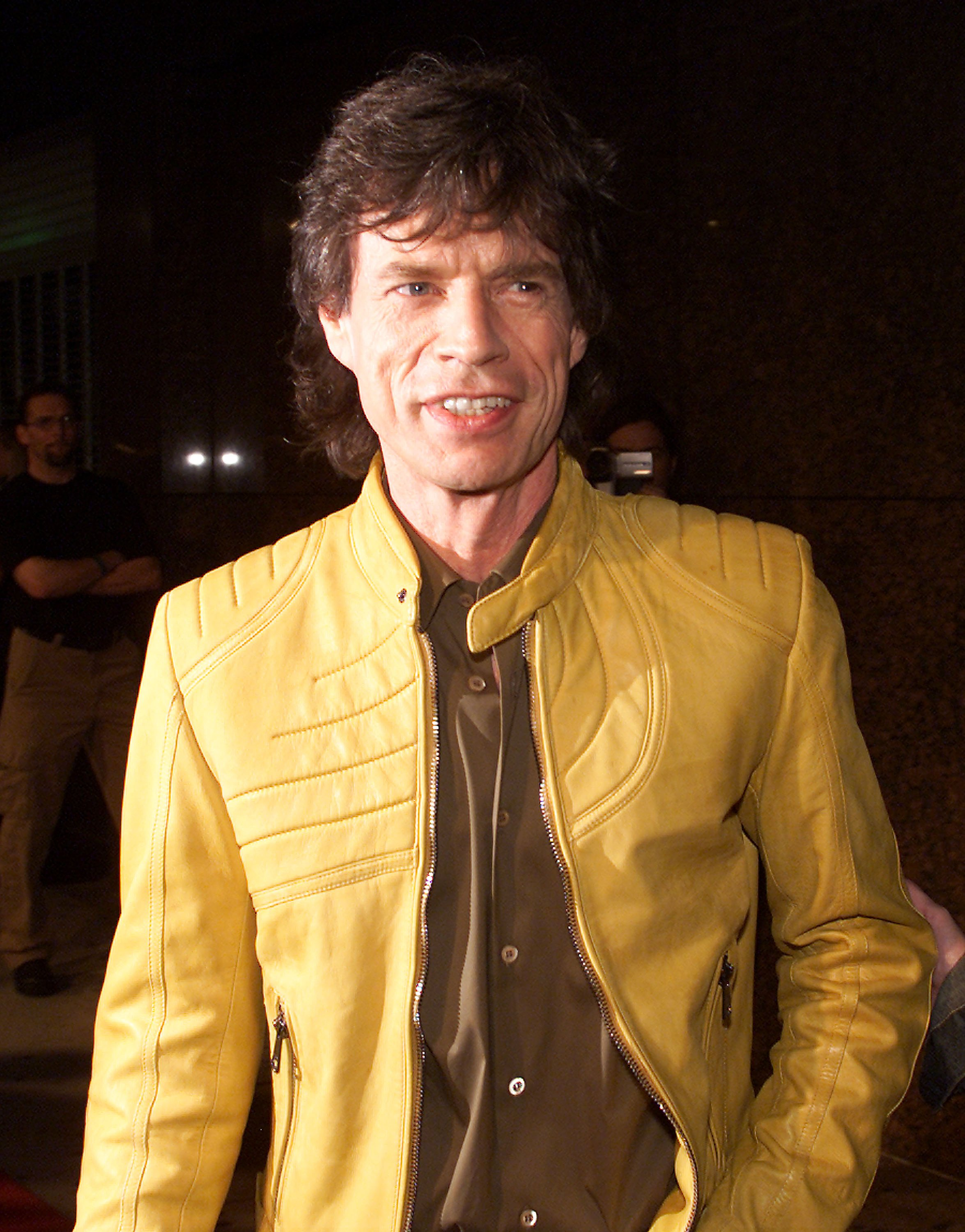 Mick Jagger Image Source: Getty Images.