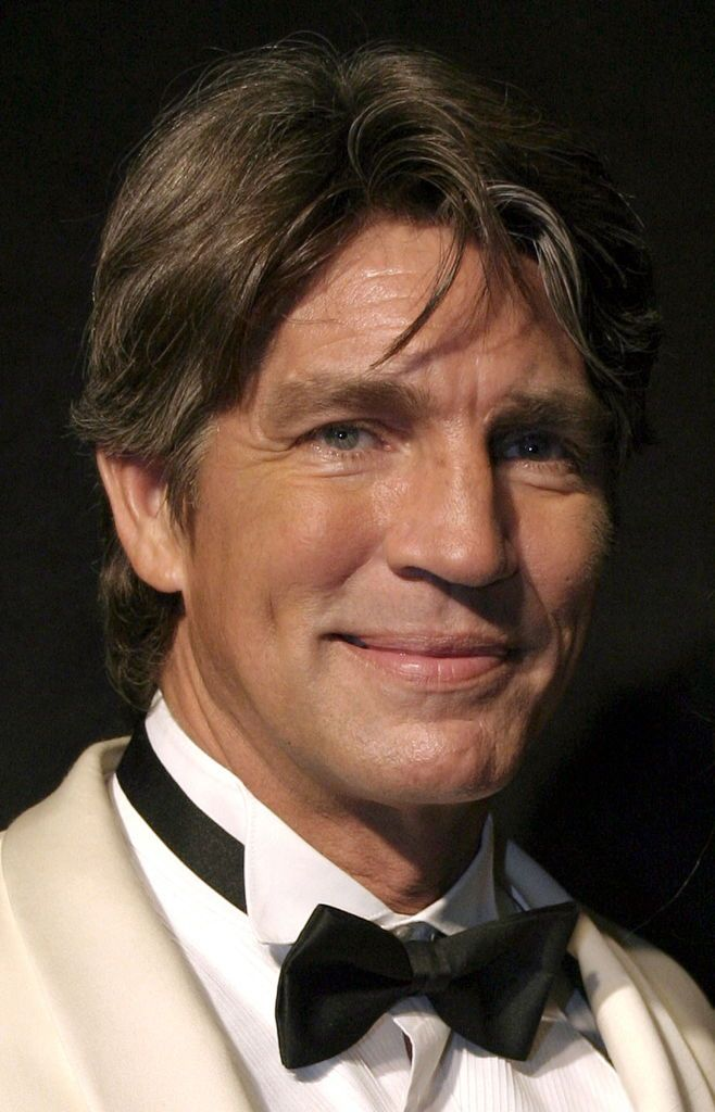 Actor Eric Roberts, Emma Roberts's father, and the brother of actress Julia Roberts / Getty Images