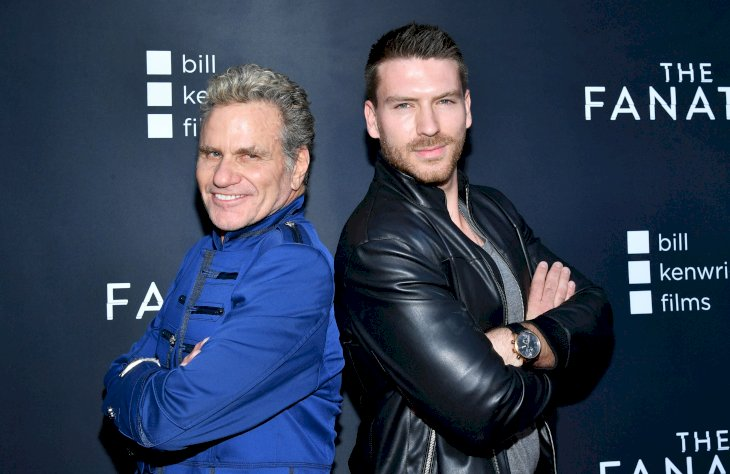 "Martin Kove and Jesse Kove attend the premiere of Quiver Distribution's ""The Fanatic"" / Photo:Getty Images"