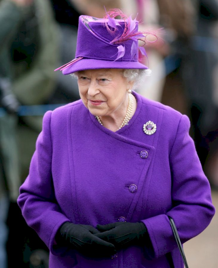Image Credit: Getty Images / Queen Elizabeth II in public.