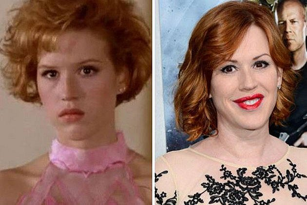 Image Credits: Getty Images | Molly Ringwald starred as the poor outcast Andie Walsh