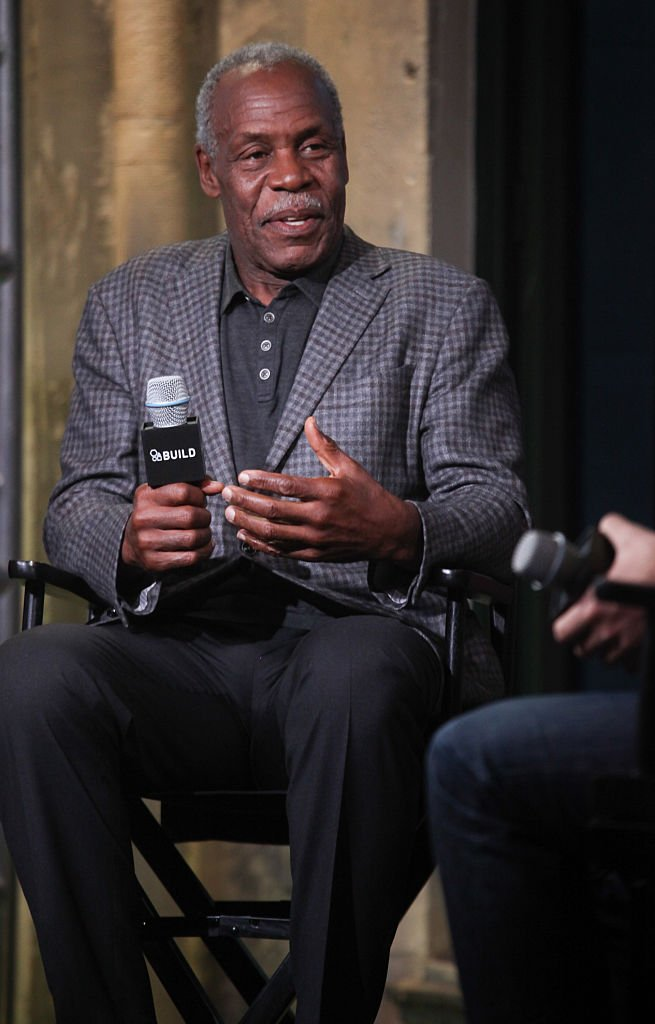 "Image Source: Getty Images/Steve Zak PhotographyActor Danny Glover attends Build Series to discuss his new movie ""Almost Christmas"" at AOL HQ on October 31, 2016 in New York City"