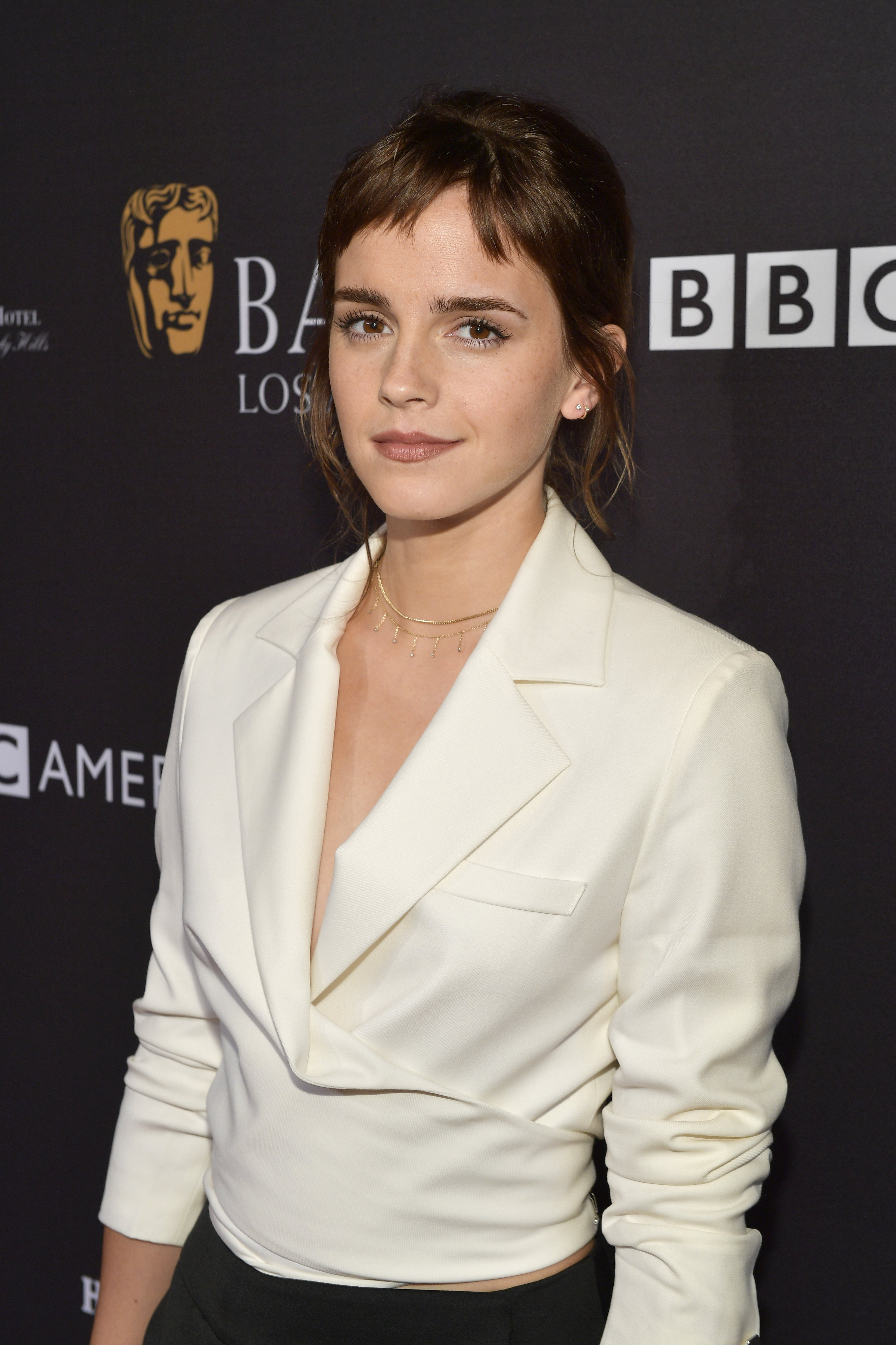 Image Source: Getty Images/Emma at a BBC event