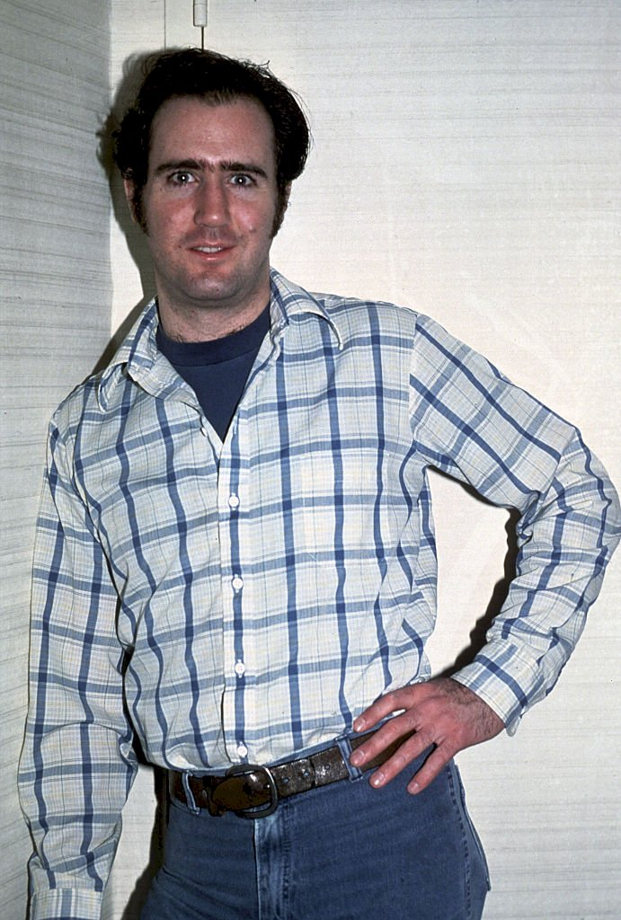 Image Credits: Getty Images / Andy Kaufman circa 1980 in New York City.